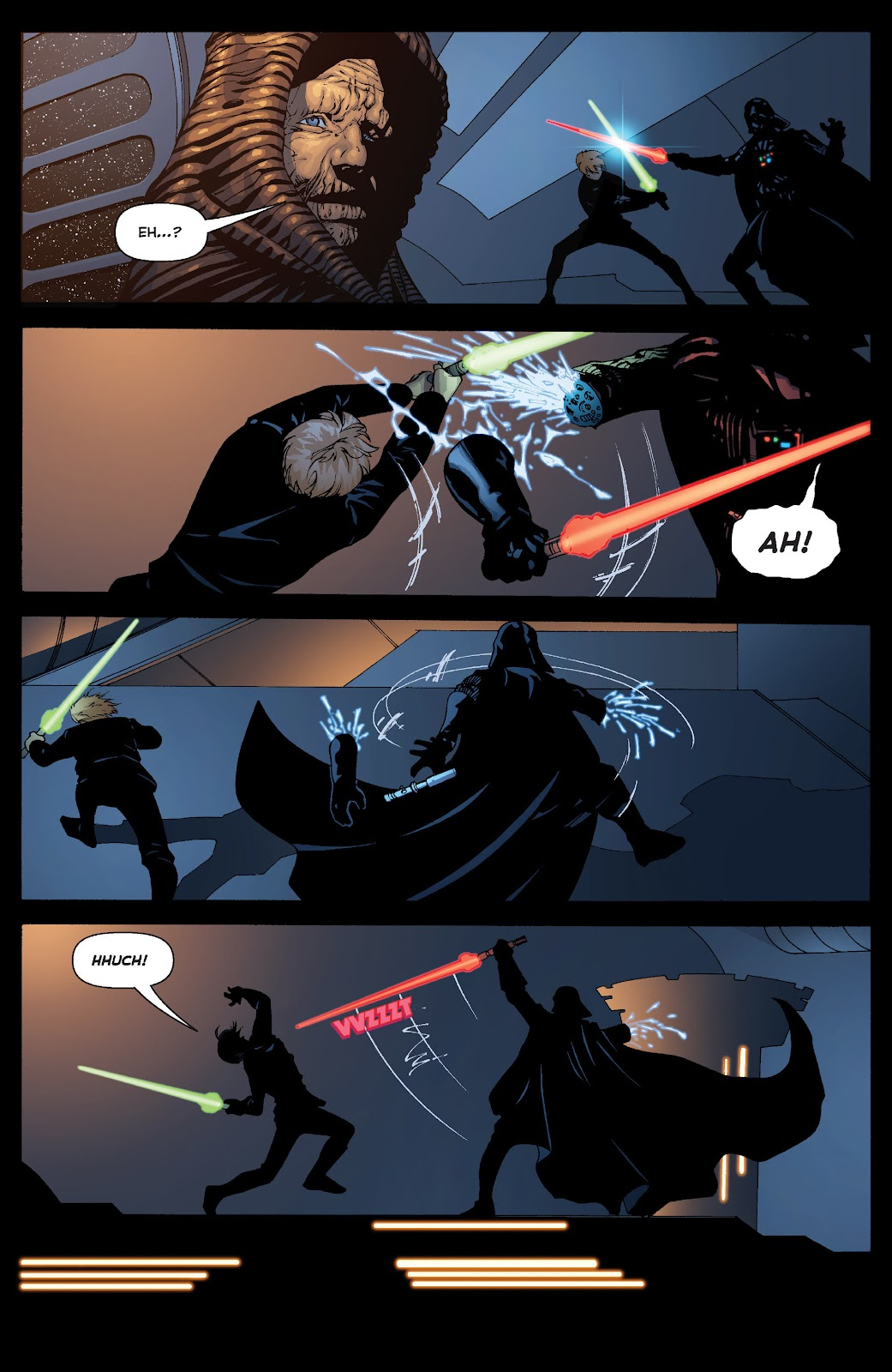 Read online Star Wars Legends: Infinities - Epic Collection comic -  Issue # TPB (Part 3) - 83