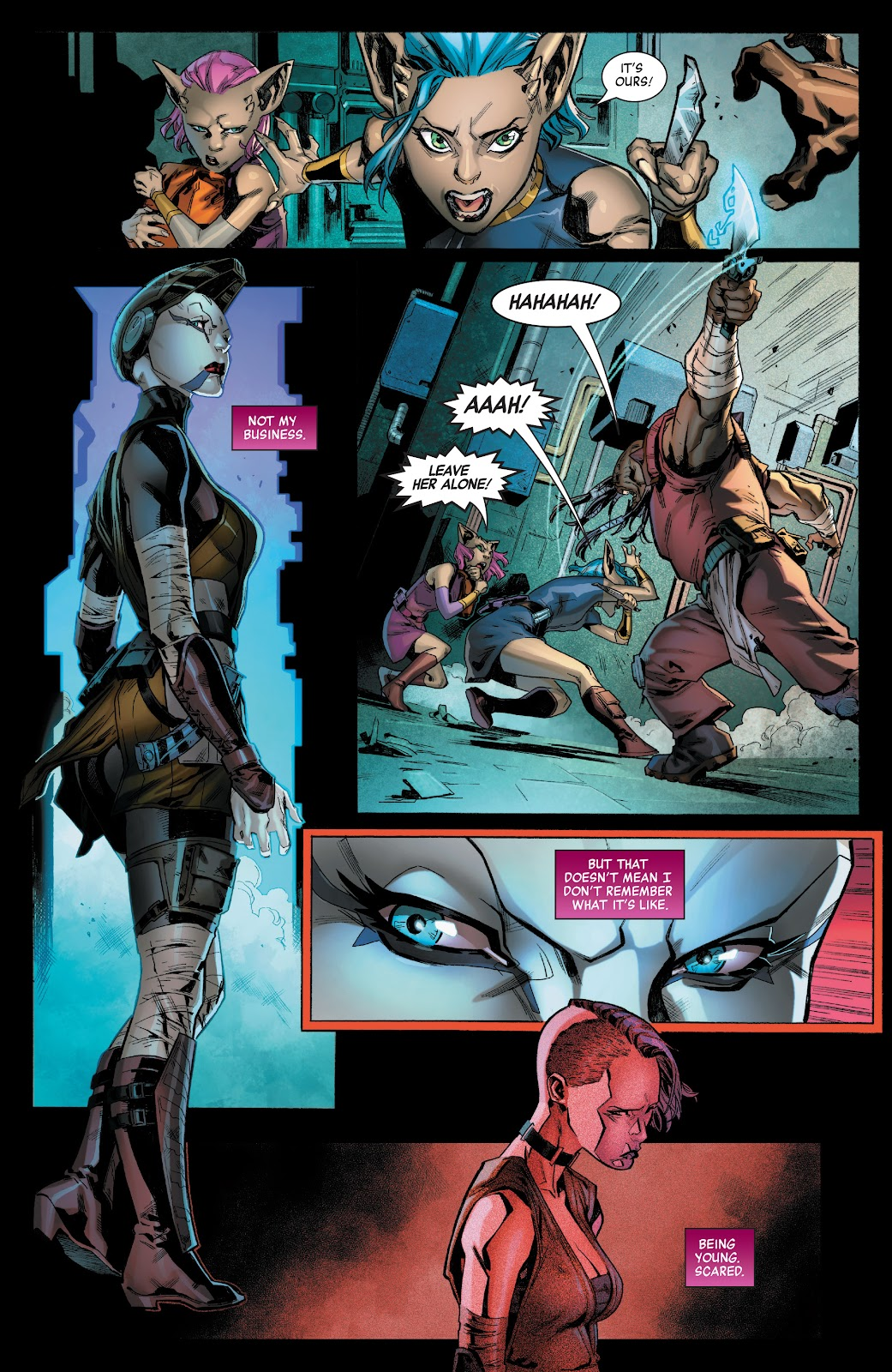 Read online Star Wars: Age of Republic Special comic -  Issue # Full - 17