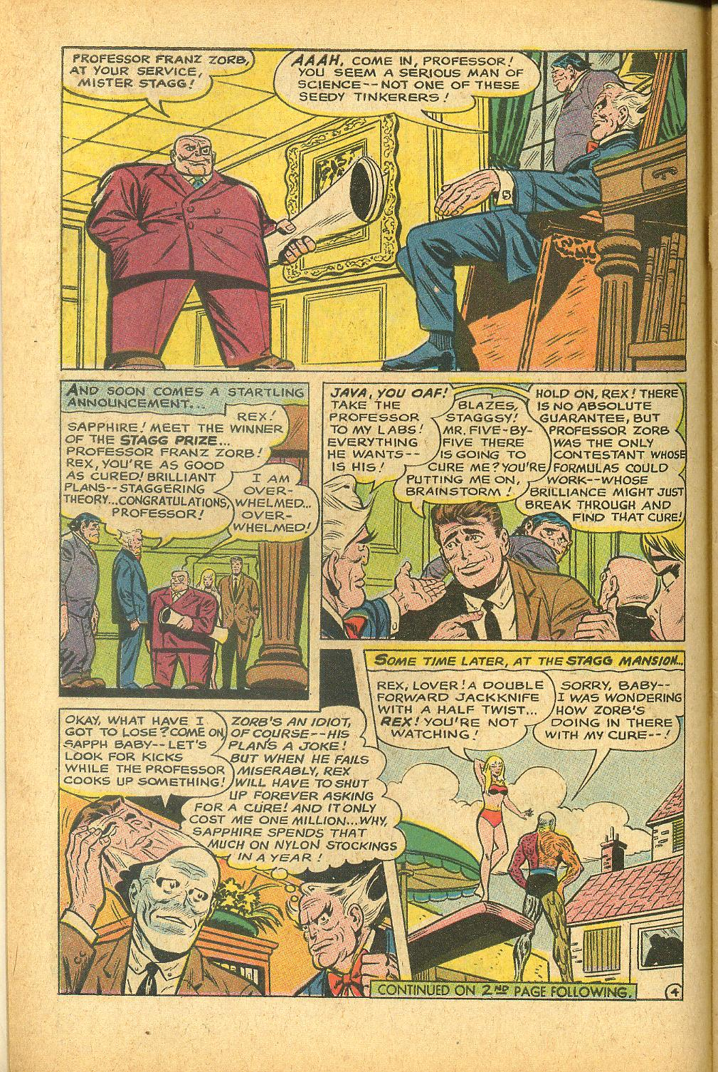Metamorpho (1965) issue 12 - Page 6