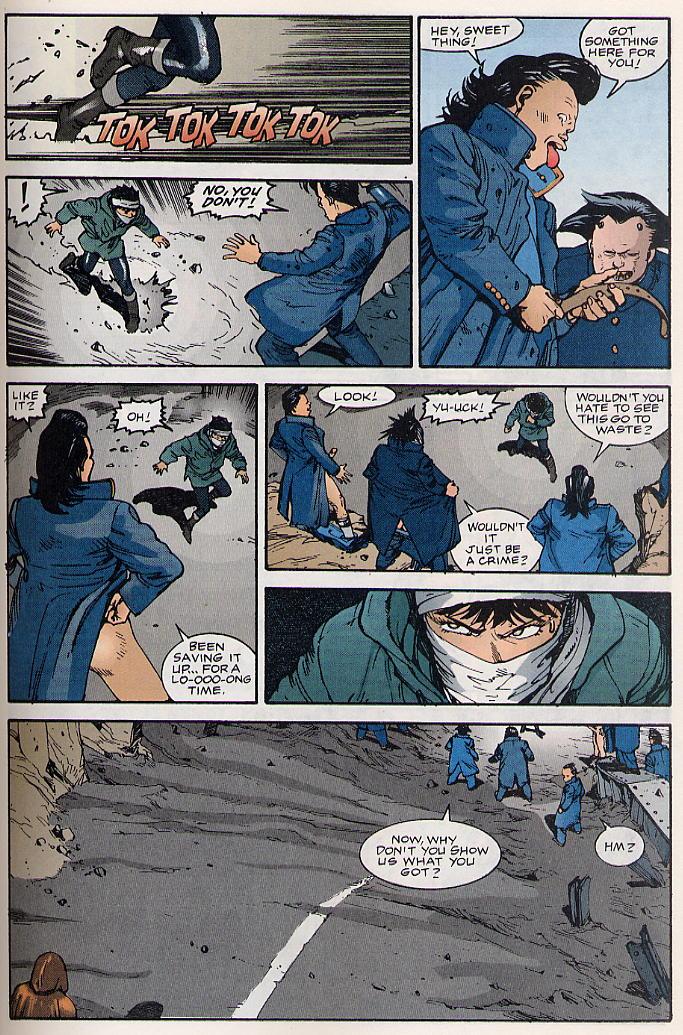 Read online Akira comic -  Issue #17 - 28