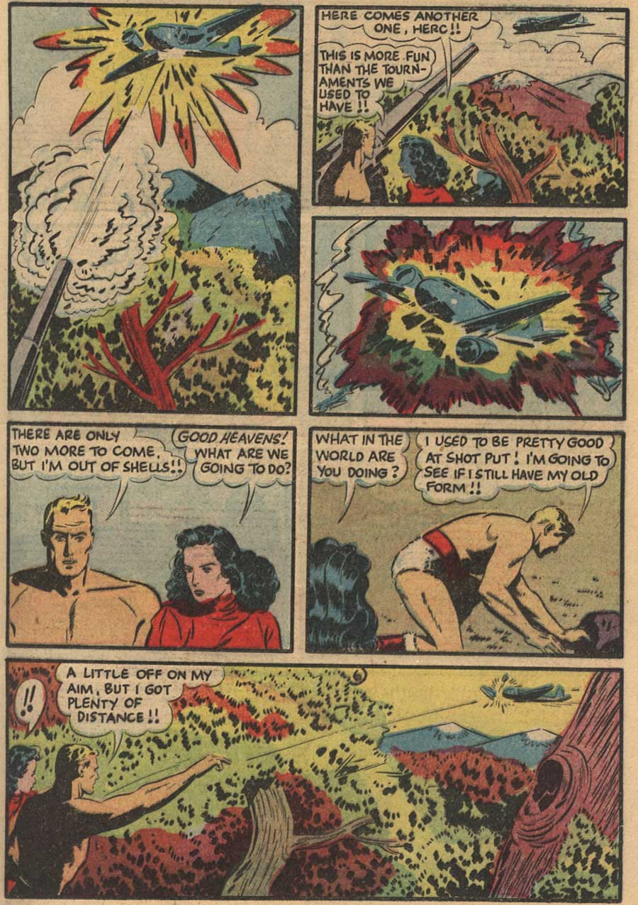 Blue Ribbon Comics (1939) issue 7 - Page 21