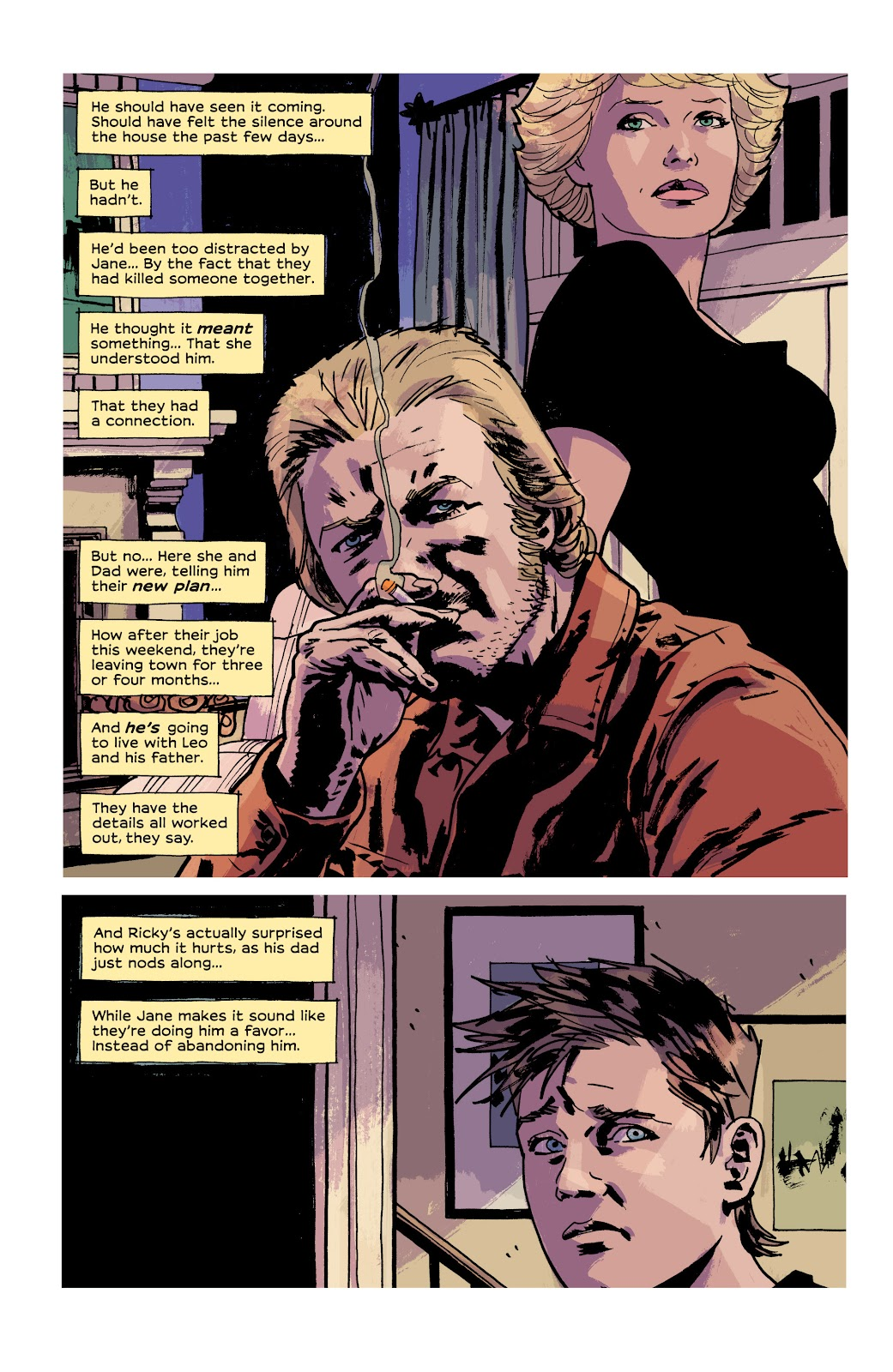 Read online Criminal (2019) comic -  Issue #10 - 19