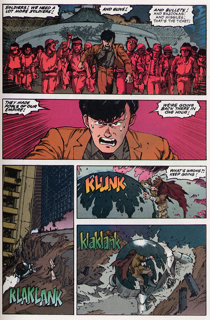 Read online Akira comic -  Issue #22 - 49