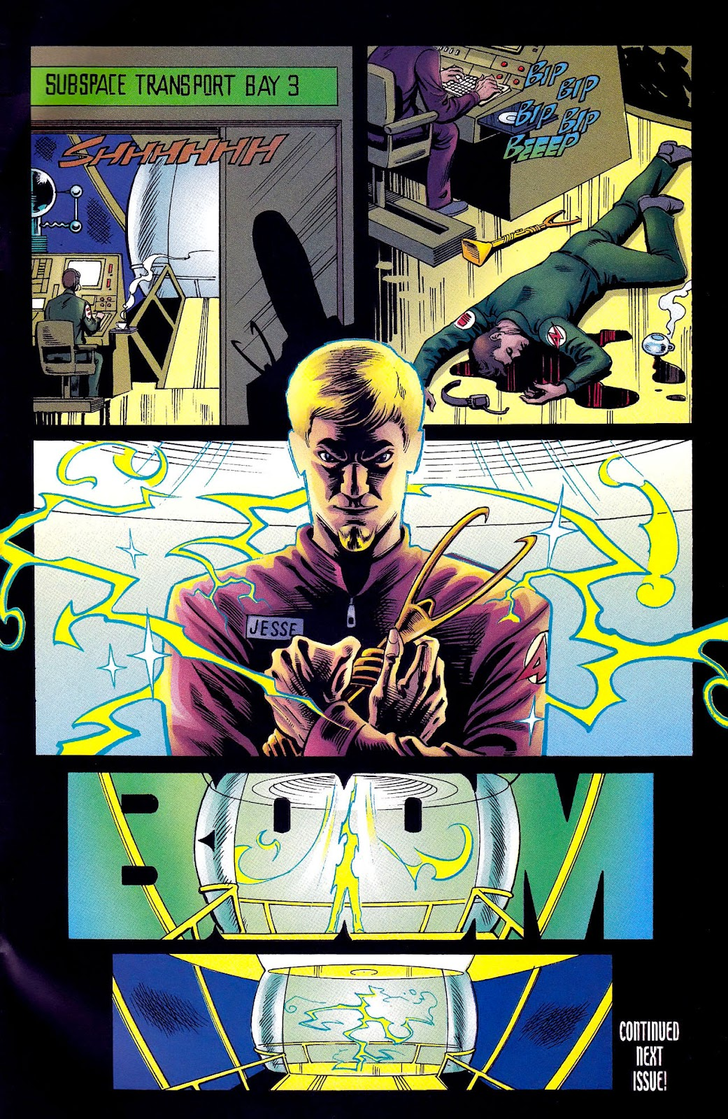 Read online Flashpoint (1999) comic -  Issue #1 - 32