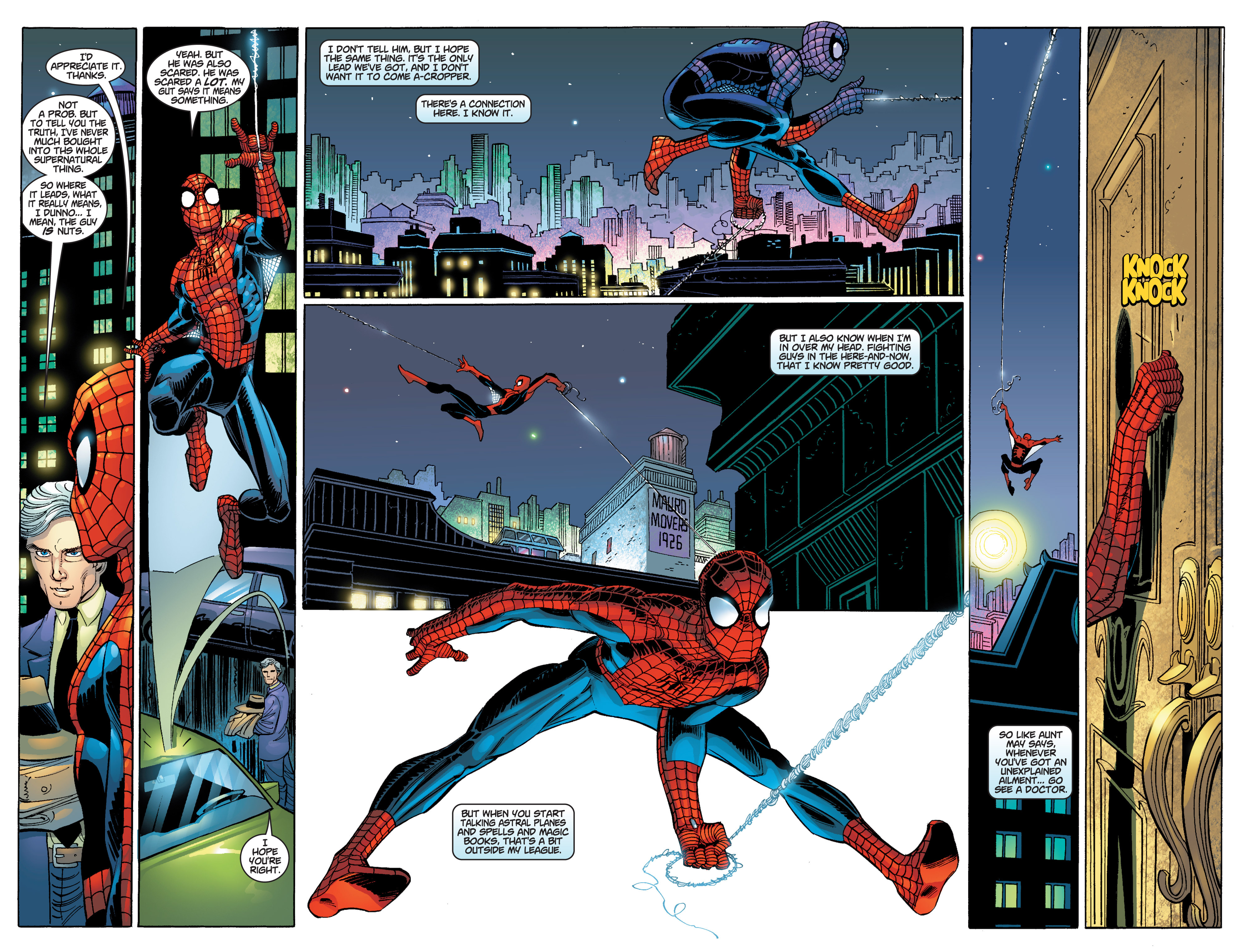 The Amazing Spider-Man (1999) 41 Page 20
