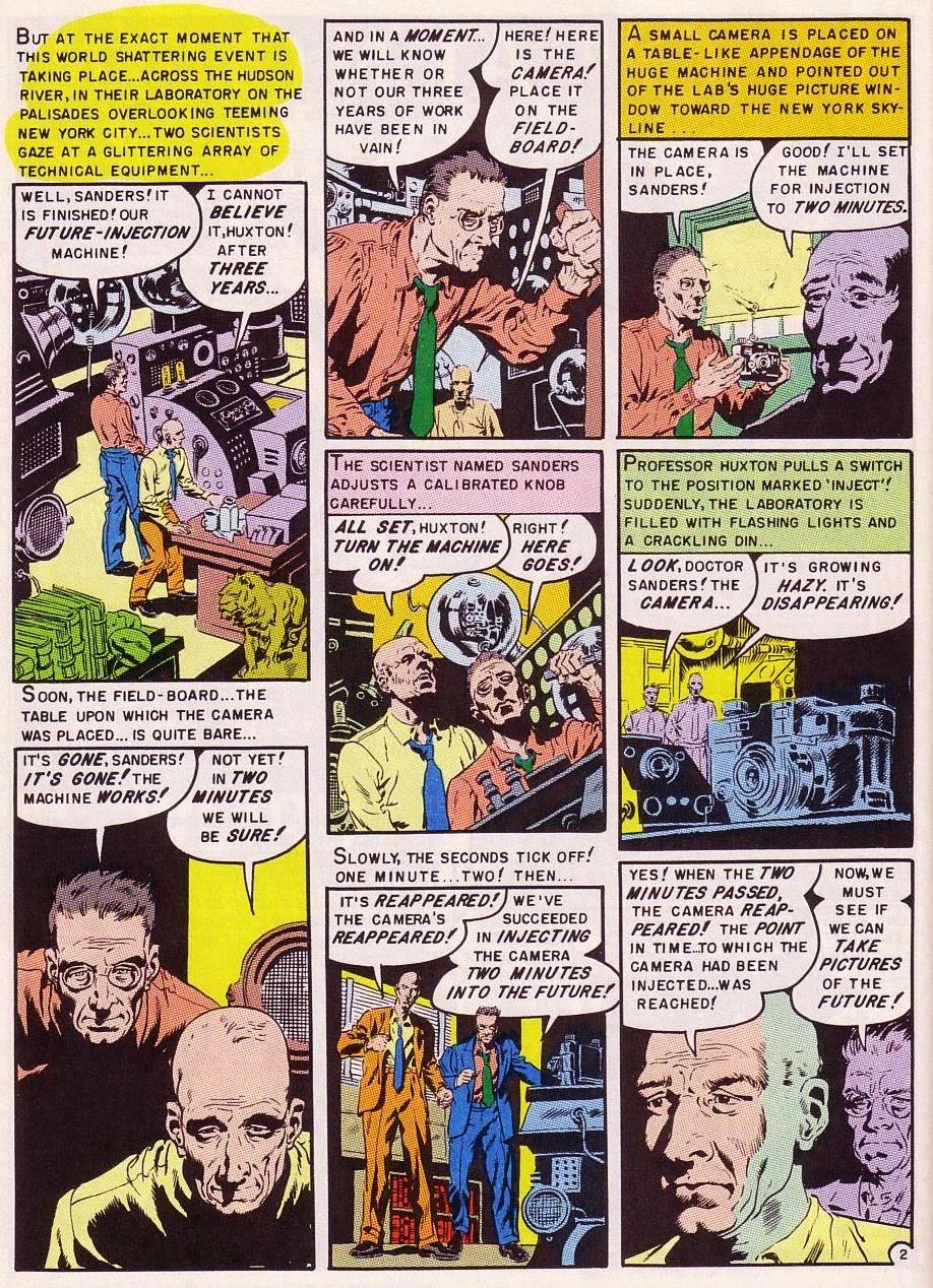 Weird Fantasy (1951) issue 11 - Page 19
