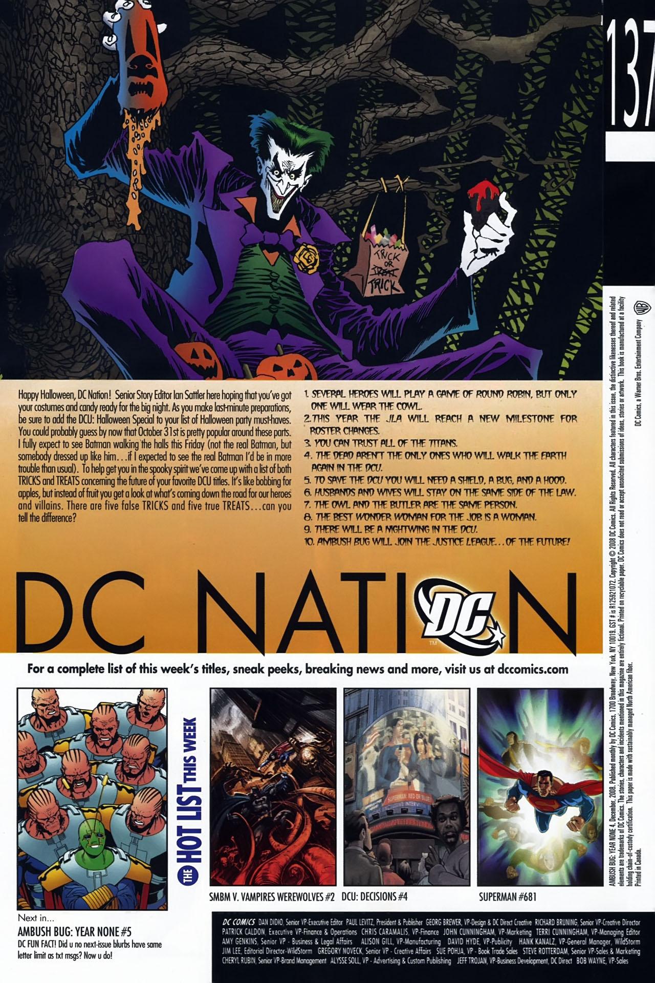 Read online Ambush Bug: Year None comic -  Issue #4 - 25
