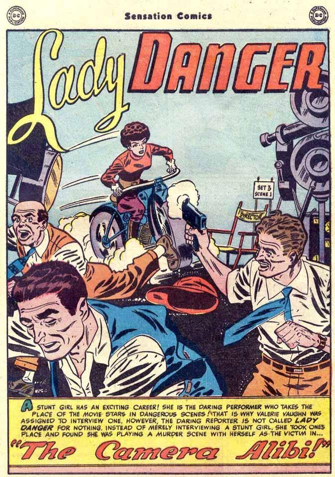 Read online Sensation (Mystery) Comics comic -  Issue #89 - 41