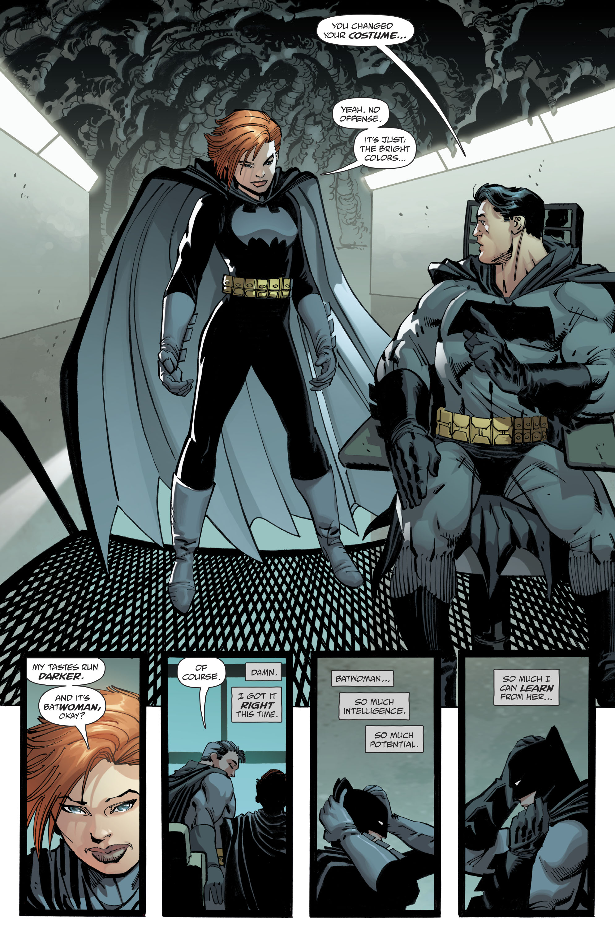 Read online Dark Knight III: The Master Race comic -  Issue #9 - 34