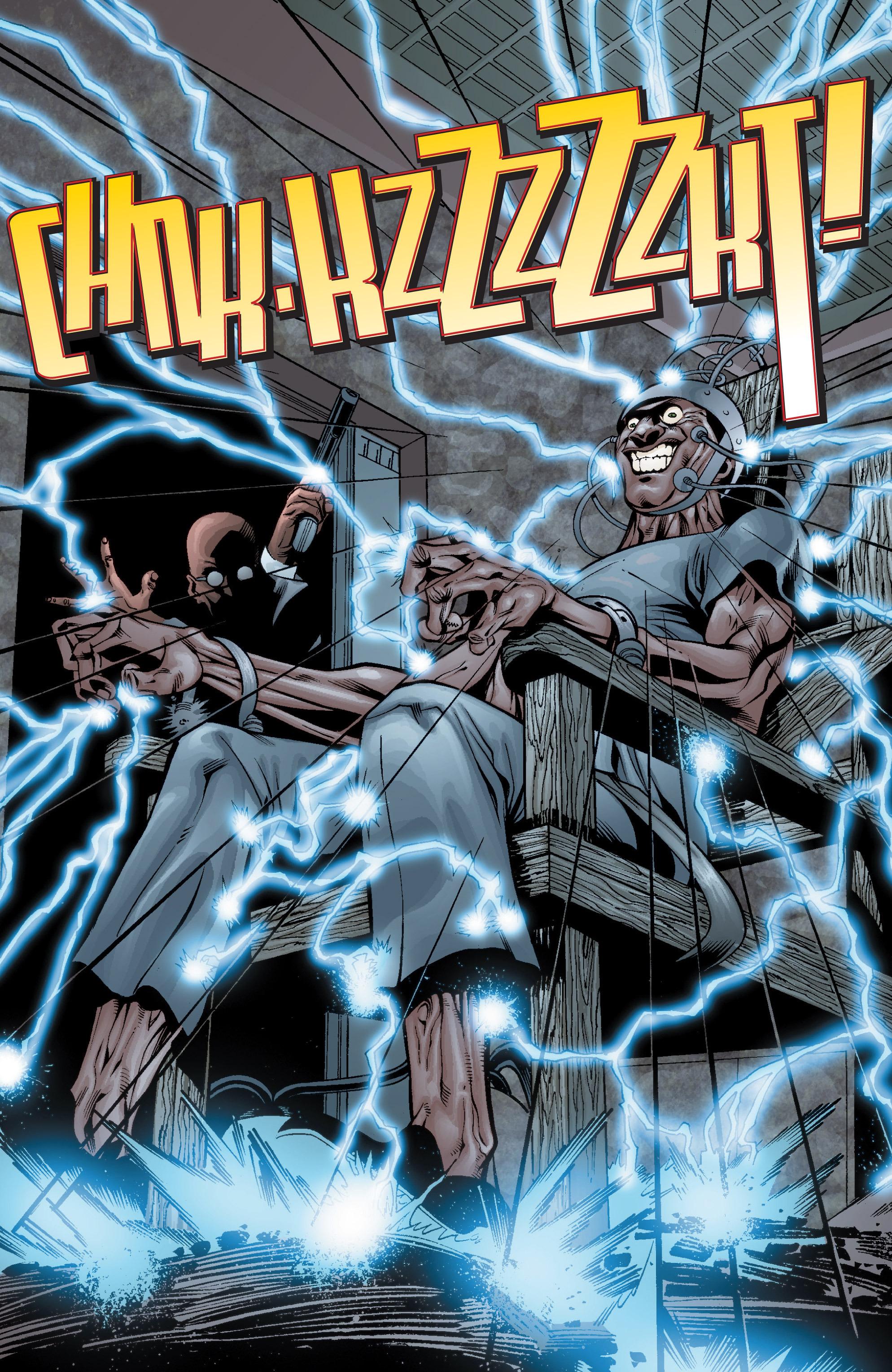 Read online Shadowman (1999) comic -  Issue #3 - 19