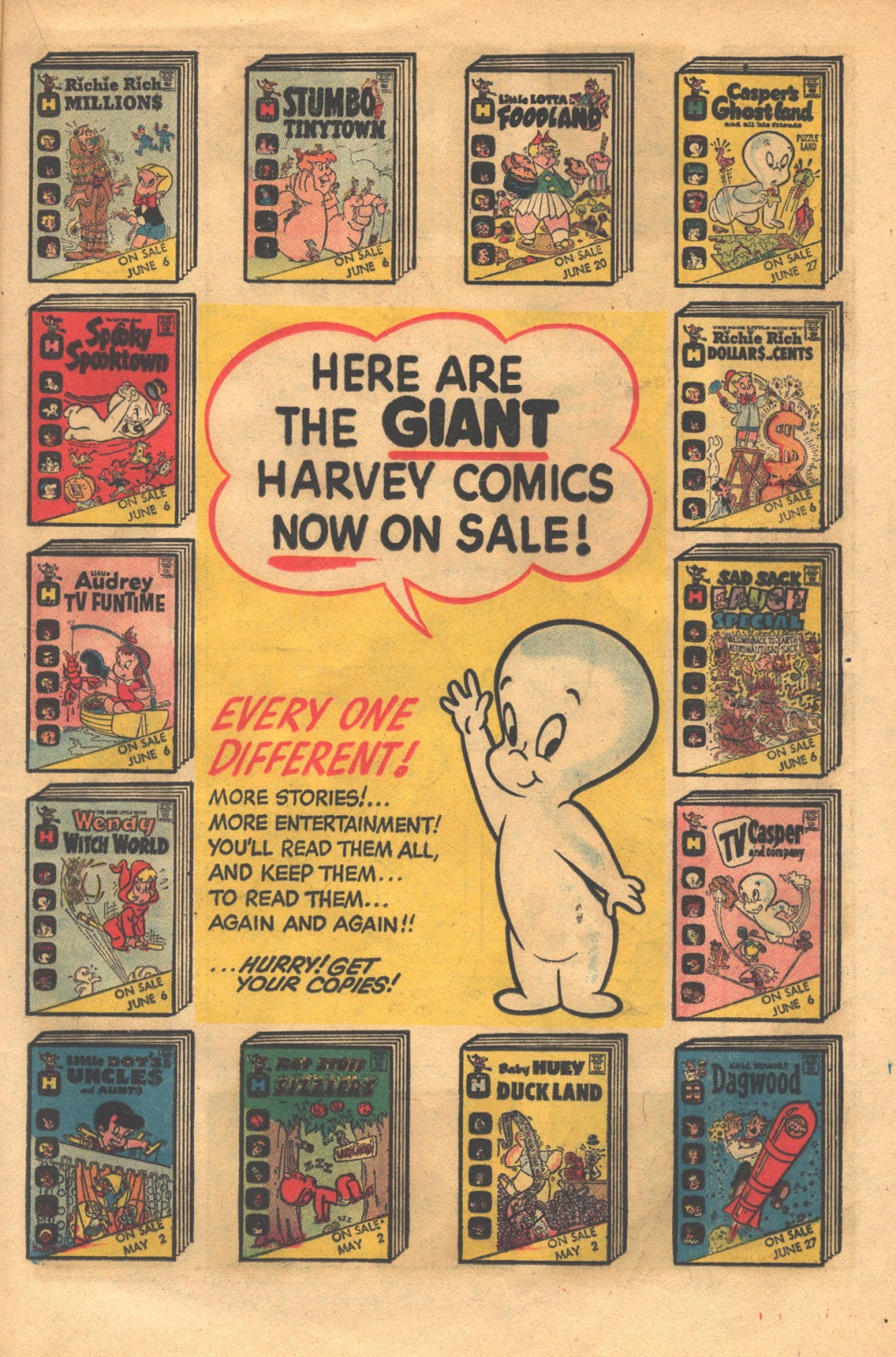 Little Dot (1953) issue 89 - Page 17