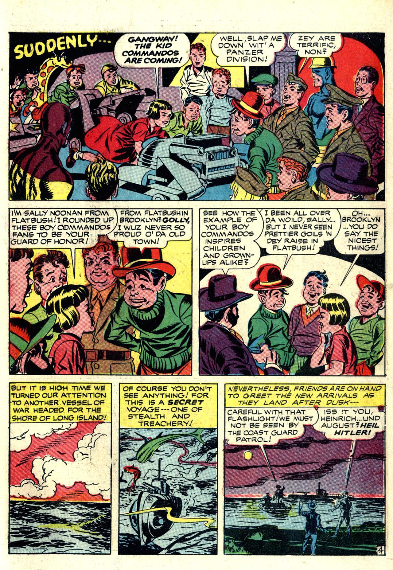 Read online Detective Comics (1937) comic -  Issue #76 - 19