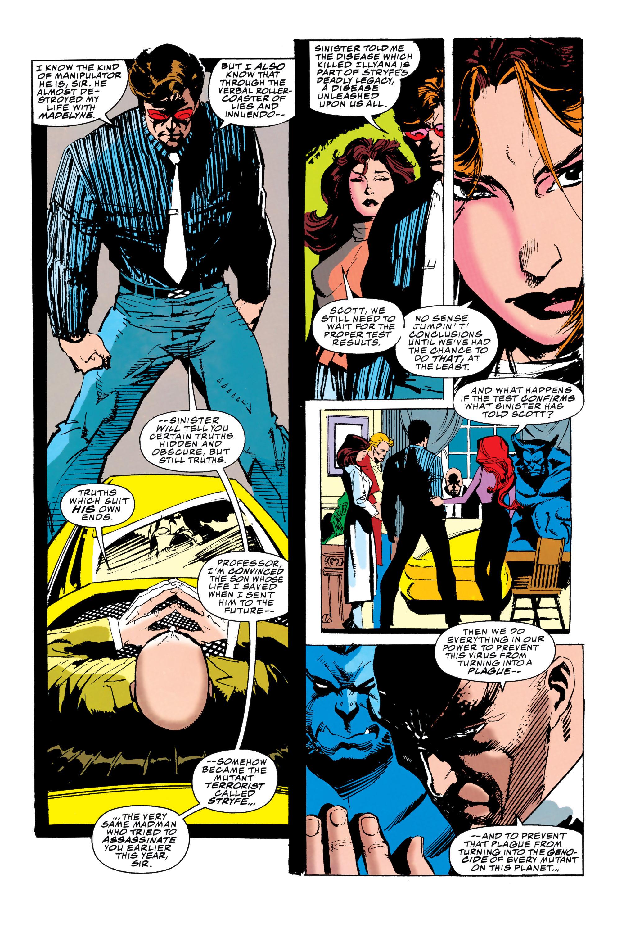X-Men (1991) 24 Page 18