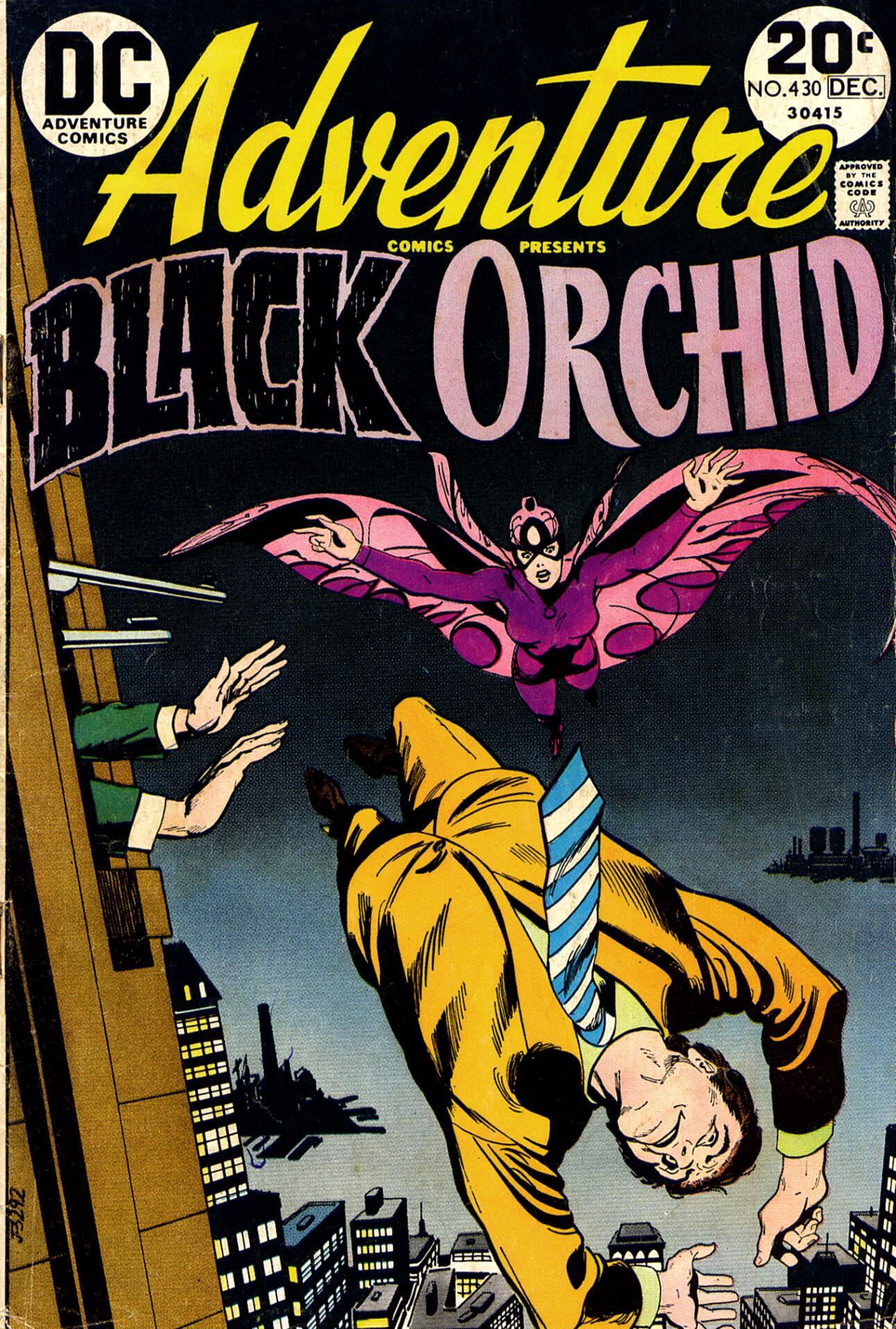 Read online Adventure Comics (1938) comic -  Issue #430 - 1