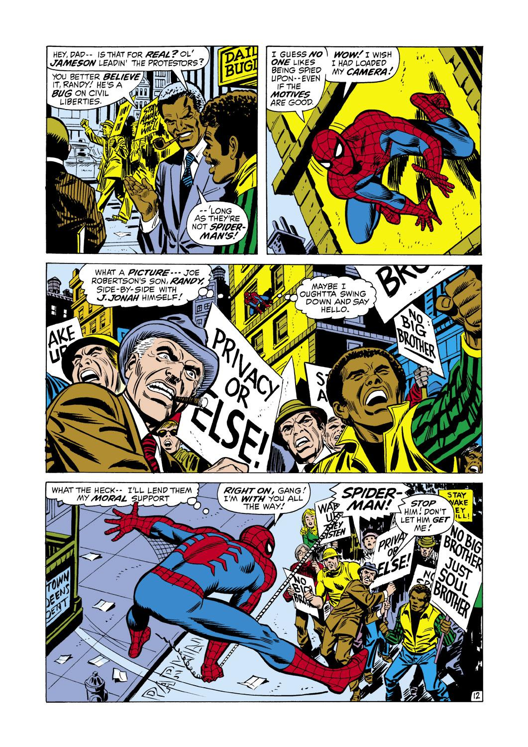 The Amazing Spider-Man (1963) 106 Page 12