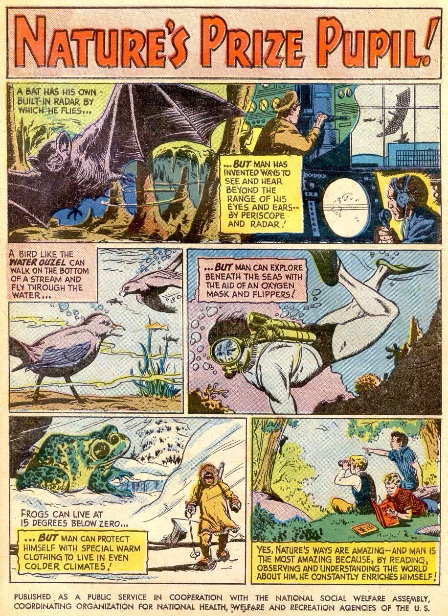 Read online Adventure Comics (1938) comic -  Issue #249 - 33