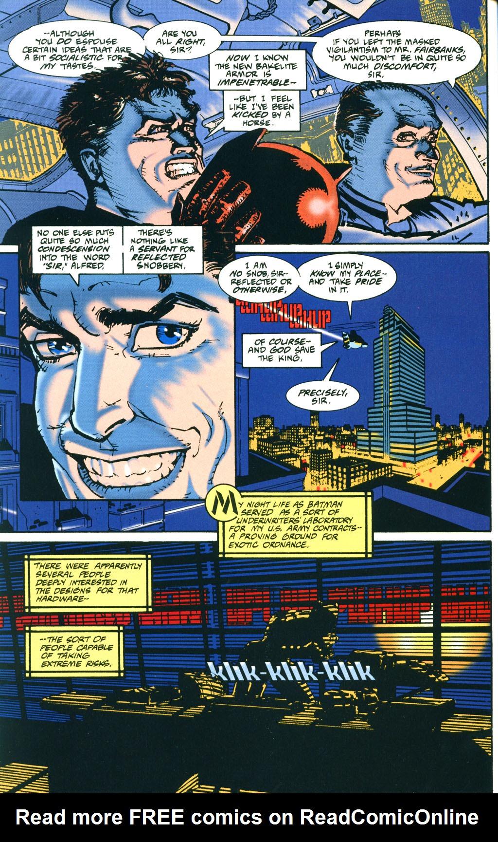 Read online Batman: Dark Allegiances comic -  Issue # Full - 12