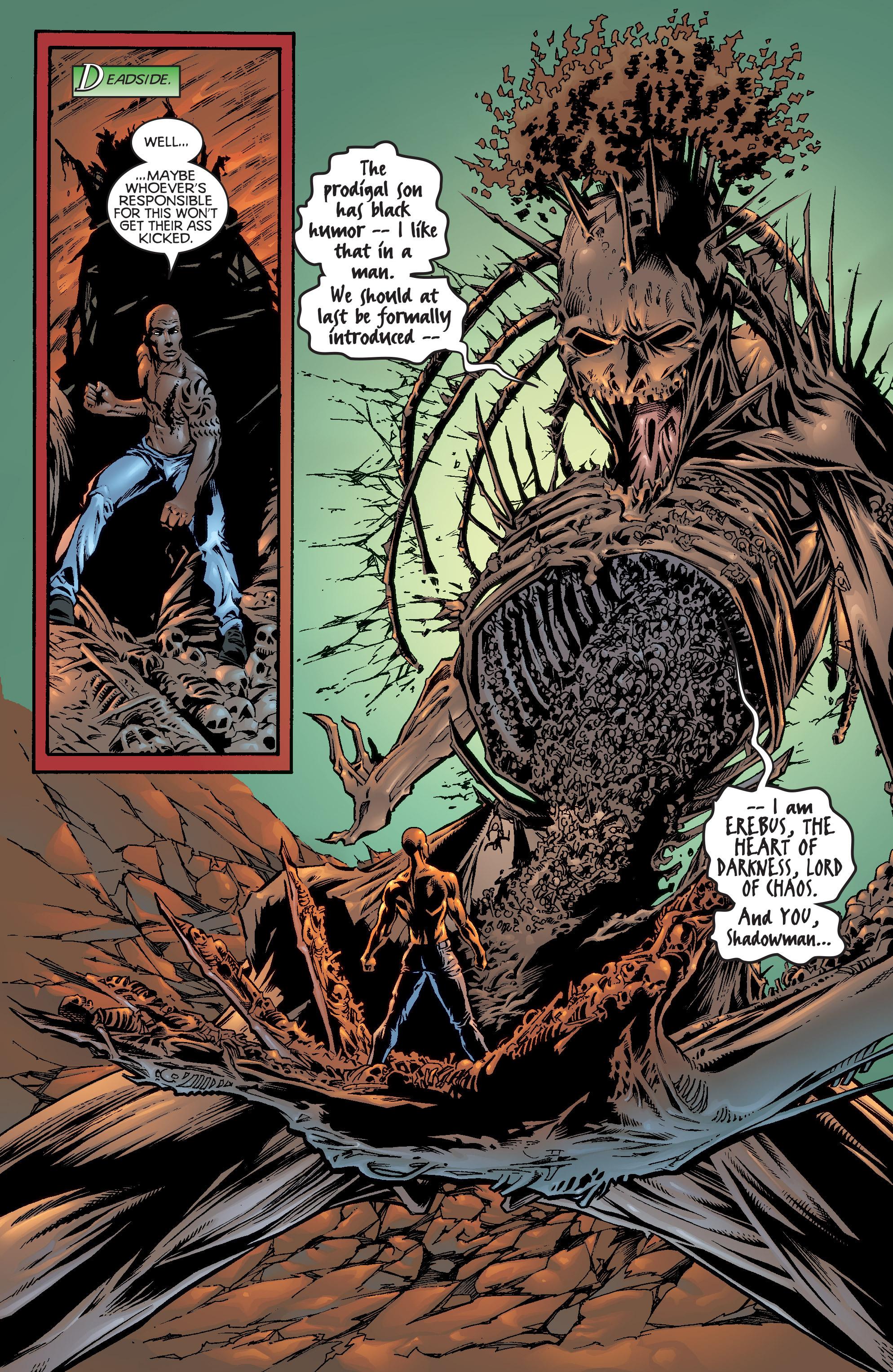 Read online Shadowman (1997) comic -  Issue #20 - 7