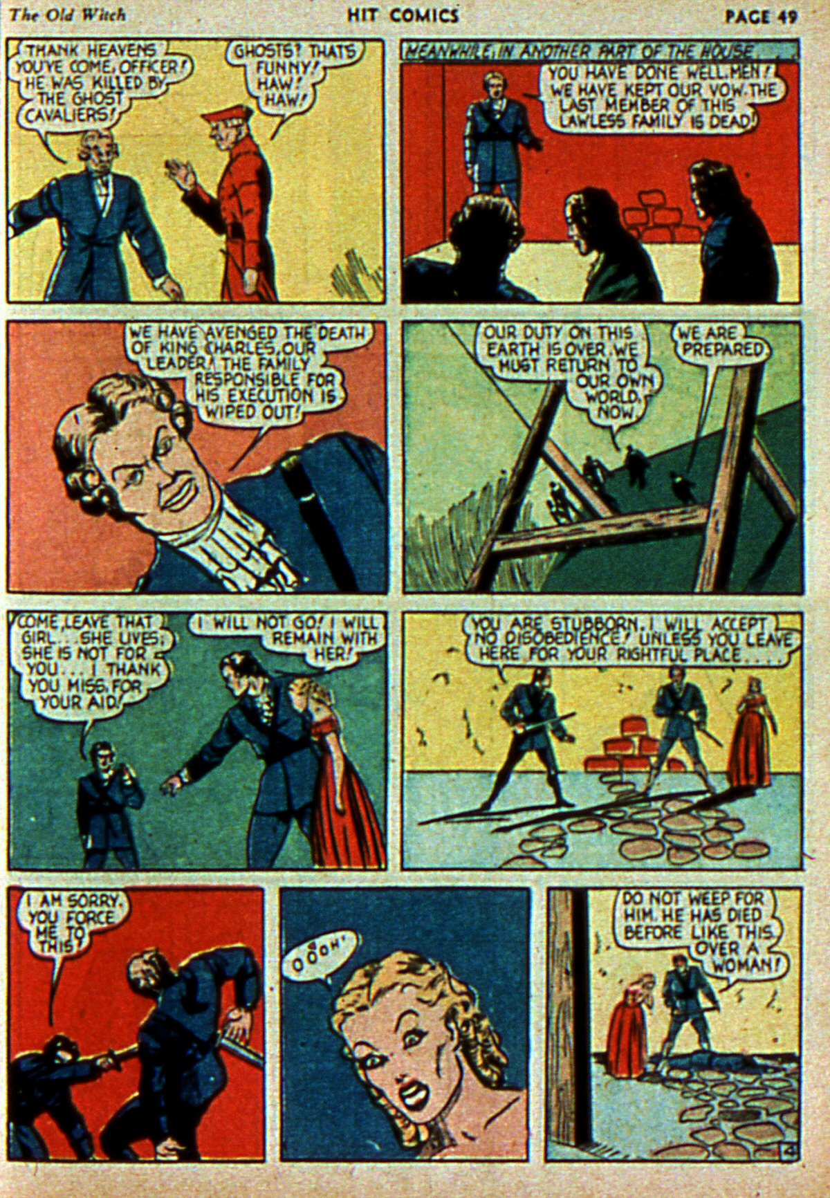 Read online Hit Comics comic -  Issue #3 - 51