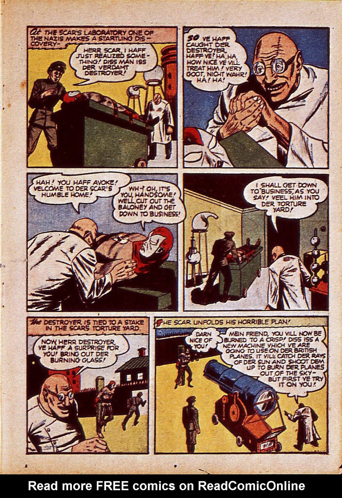 Mystic Comics (1940) issue 6 - Page 26