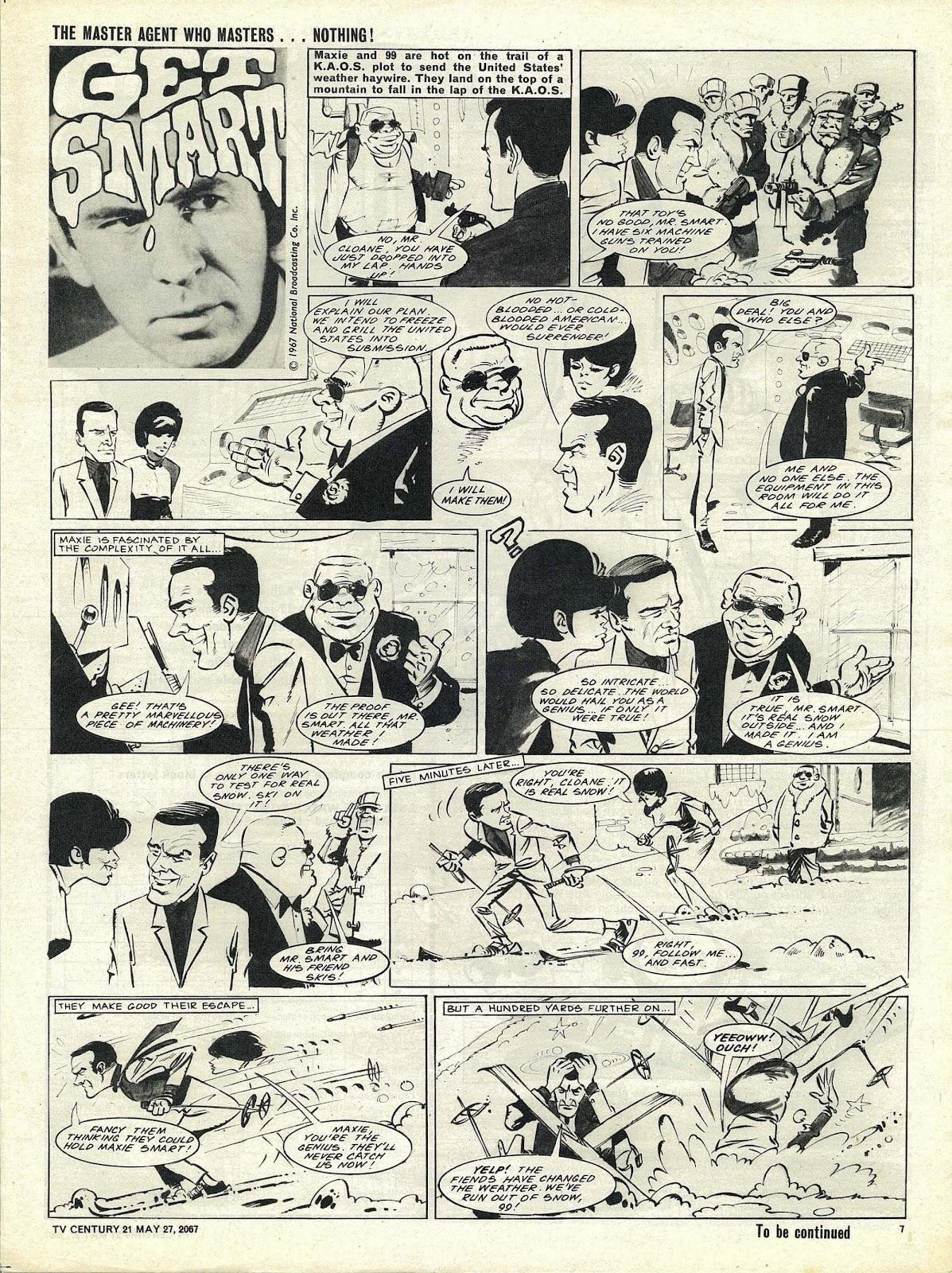 TV Century 21 (TV 21) issue 123 - Page 7