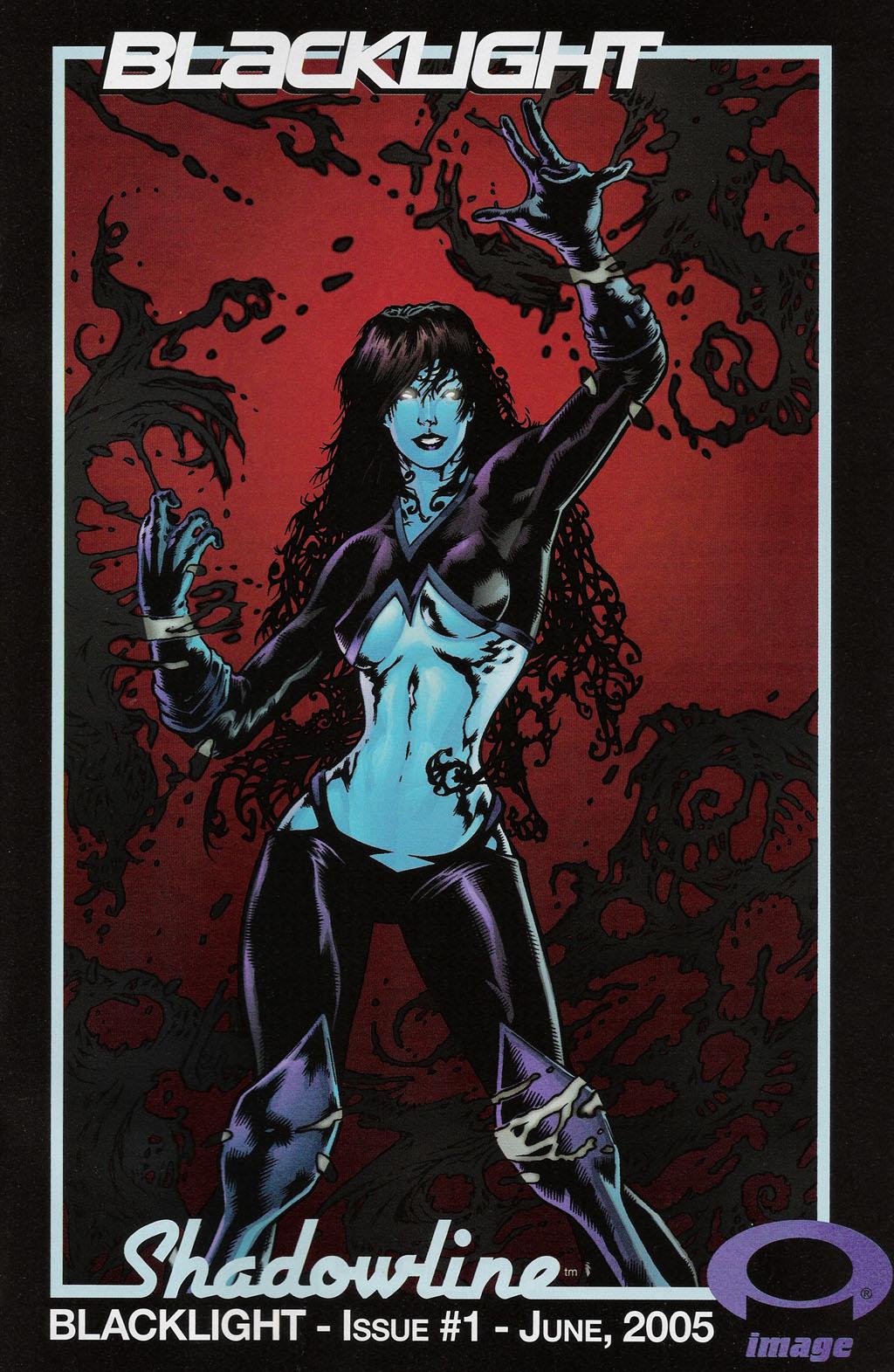 Read online ShadowHawk (2005) comic -  Issue #2 - 31