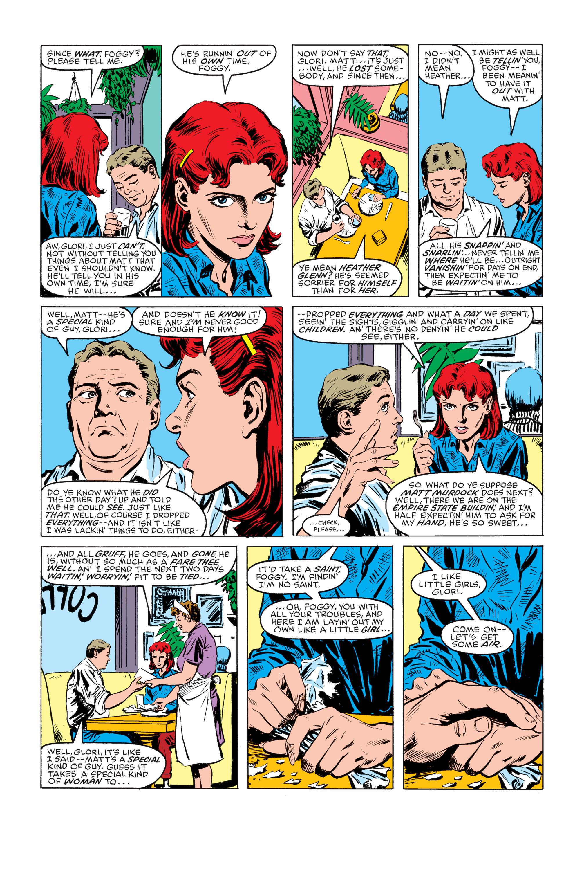 Read online Daredevil: Born Again comic -  Issue # Full - 14