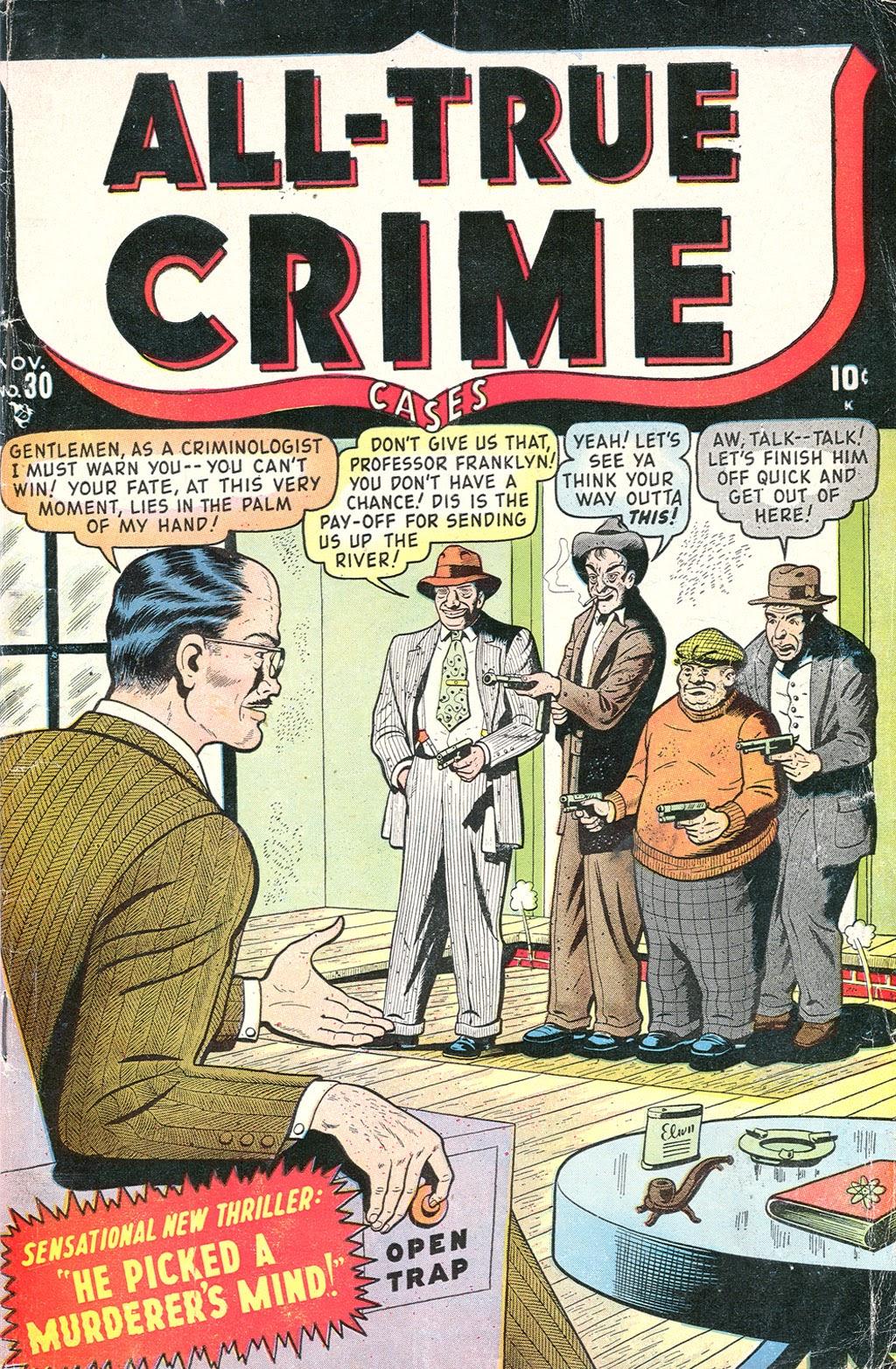 All-True Crime 30 Page 1