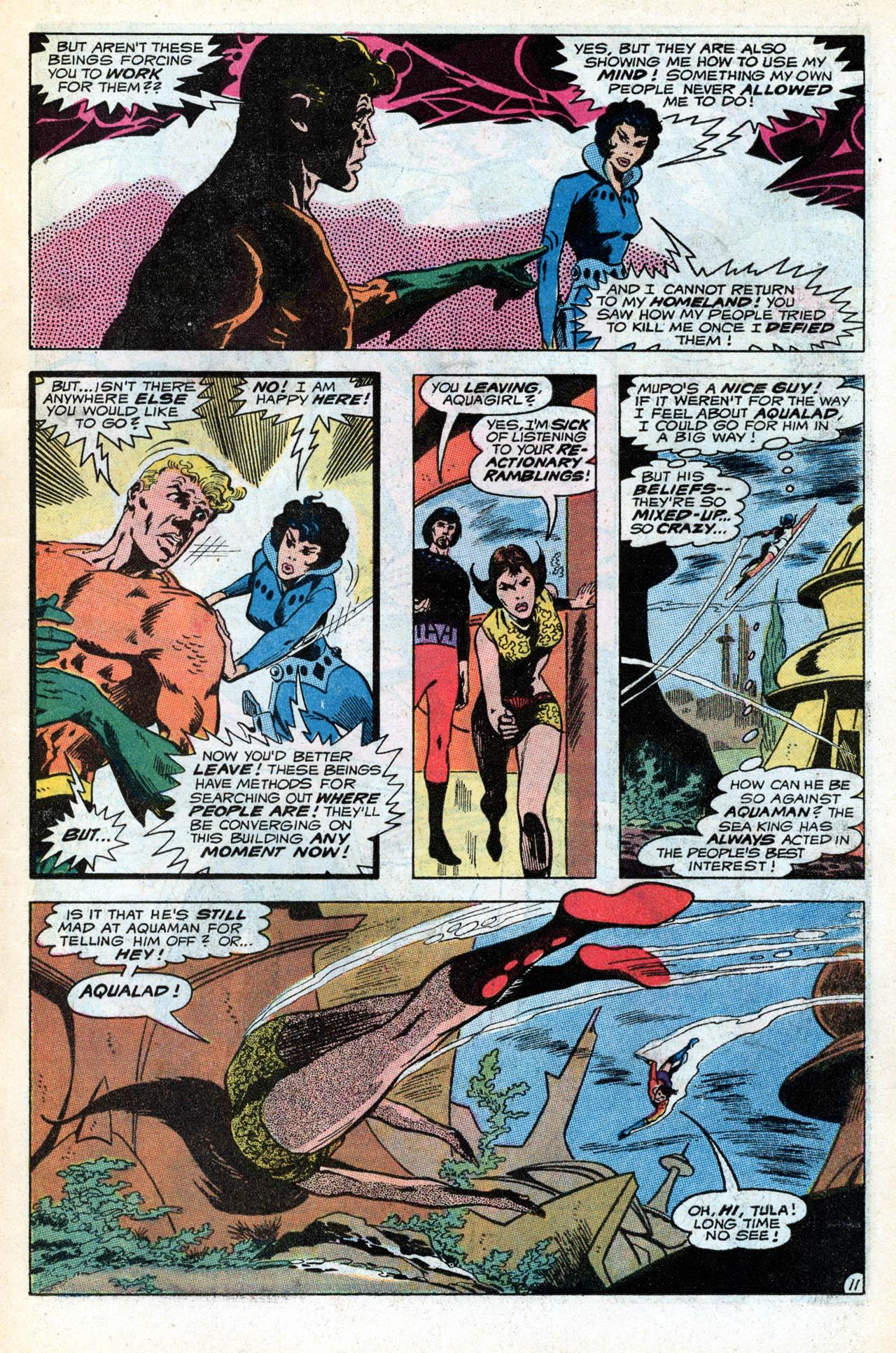 Read online Aquaman (1962) comic -  Issue #55 - 15