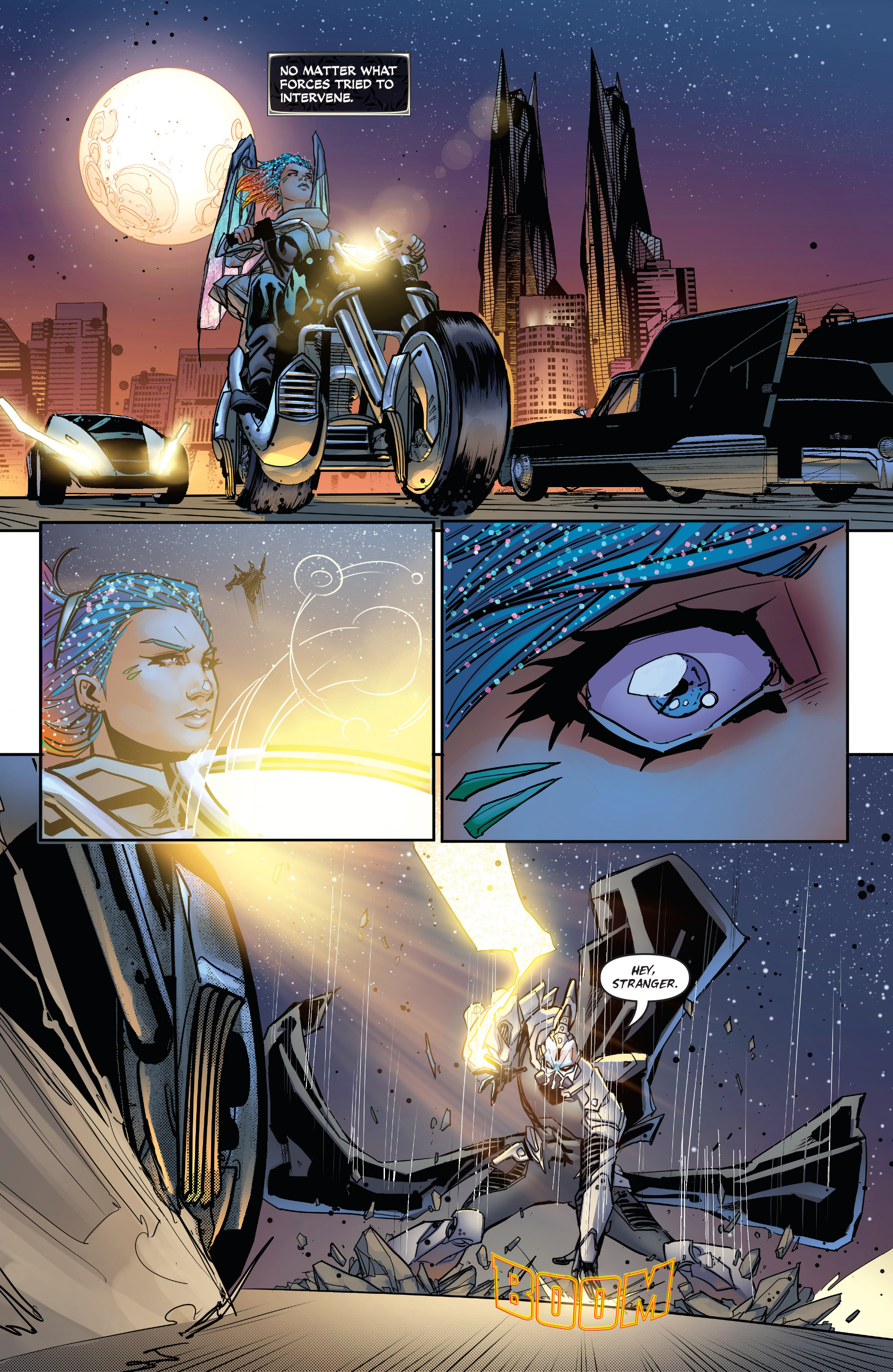Read online All-New Soulfire Vol. 6 comic -  Issue #3 - 10