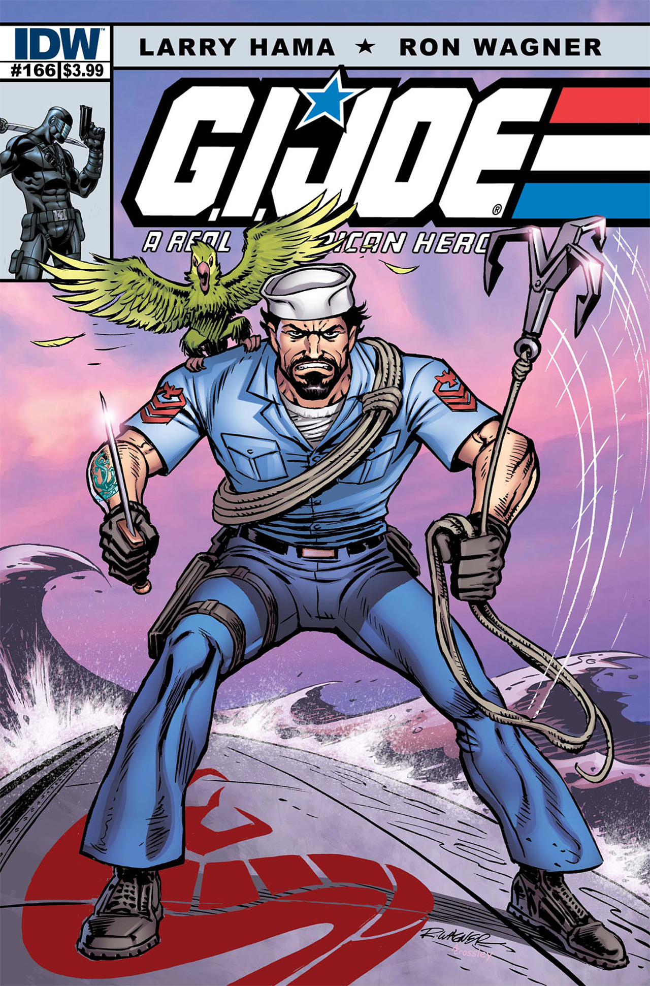 G.I. Joe: A Real American Hero 166 Page 1
