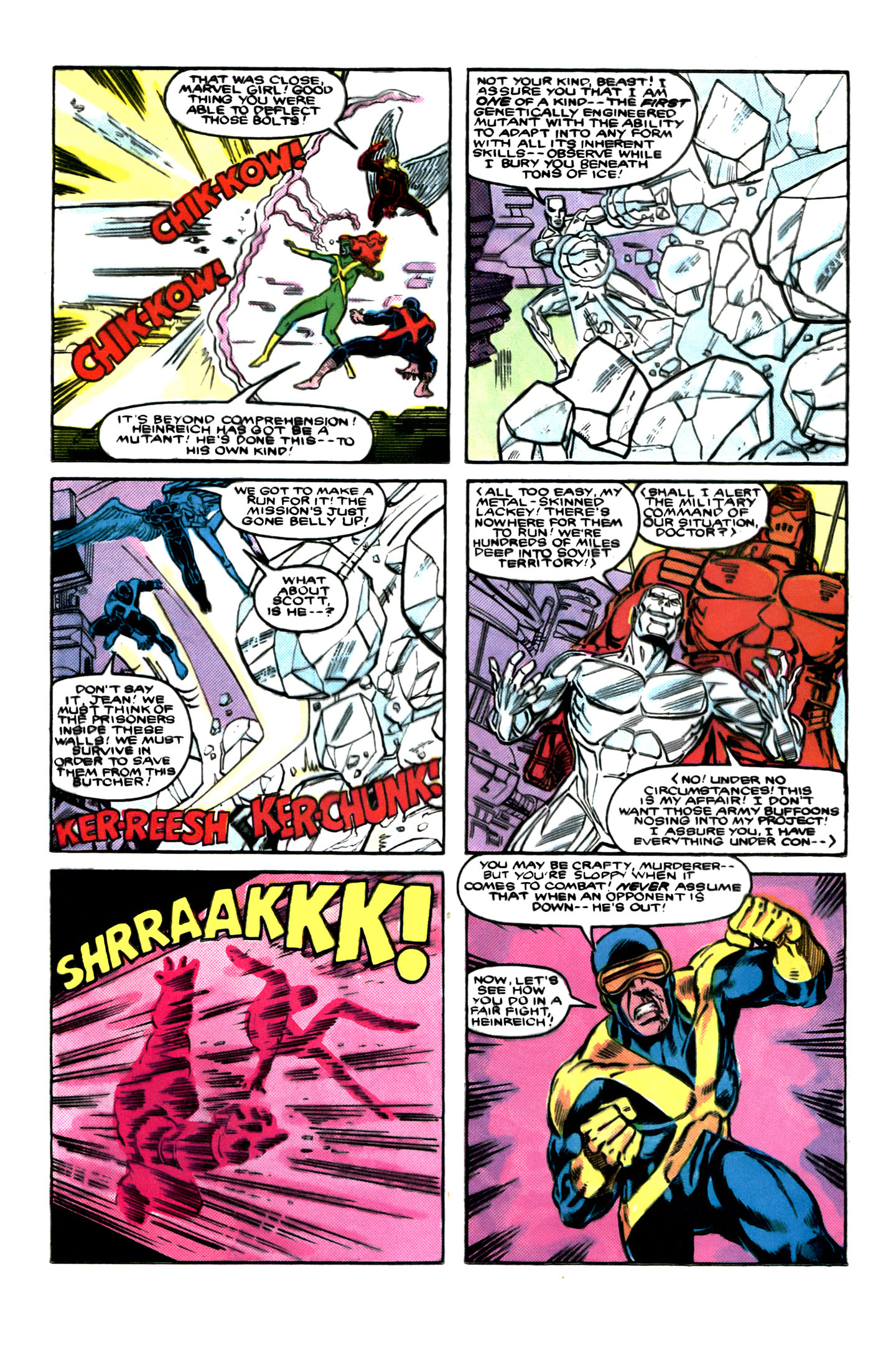 Read online X-Factor (1986) comic -  Issue # _ Annual 1 - 31