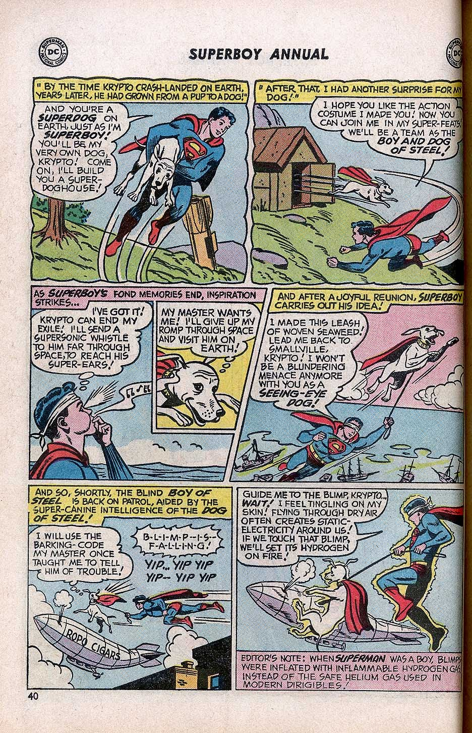 Superboy (1949) issue Annual 1 - Page 42