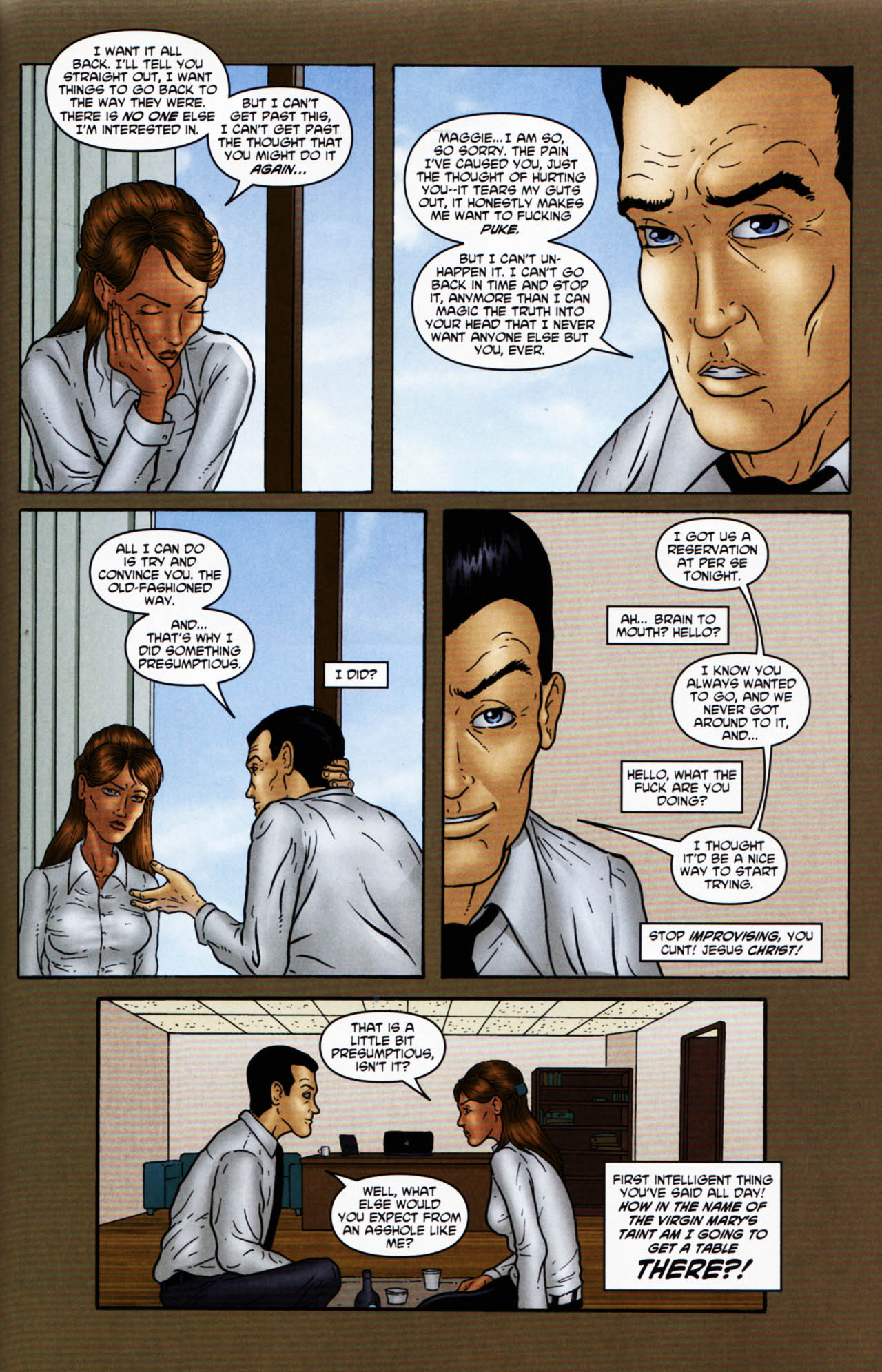 Read online Chronicles of Wormwood: The Last Enemy comic -  Issue # Full - 21