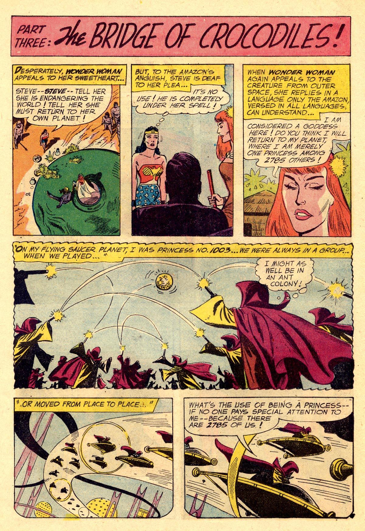 Read online Wonder Woman (1942) comic -  Issue #110 - 24