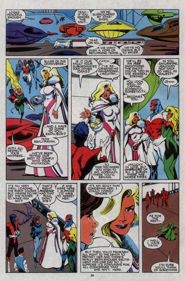 Excalibur (1988) issue 24 - Page 19