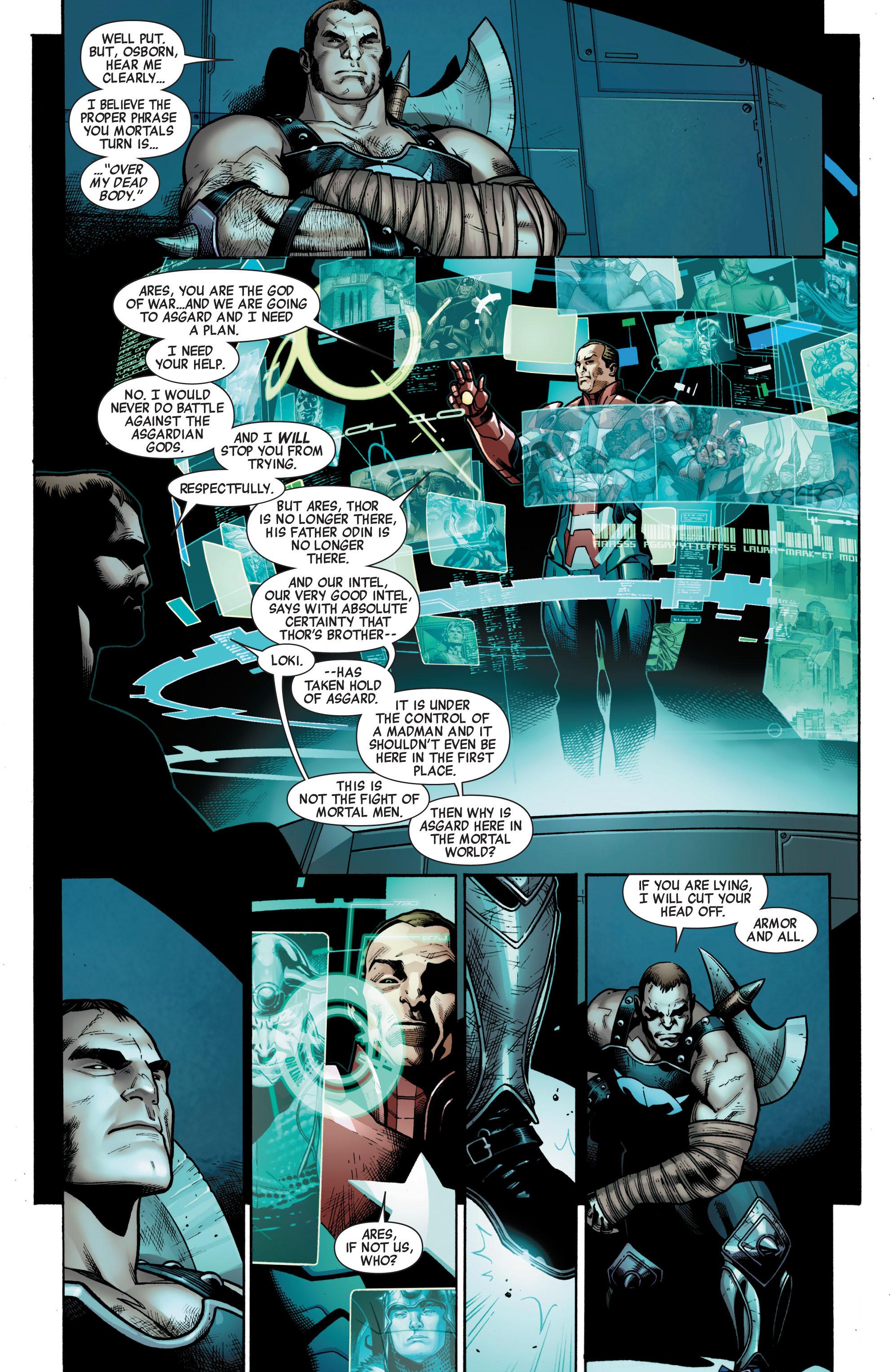 Read online Siege (2010) comic -  Issue #1 - 11