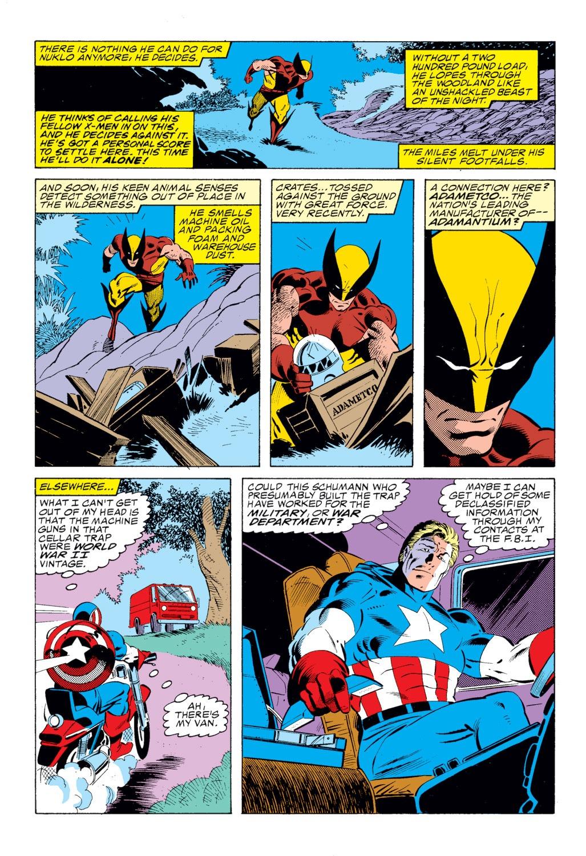 Read online Captain America (1968) comic -  Issue # _Annual 8 - 19