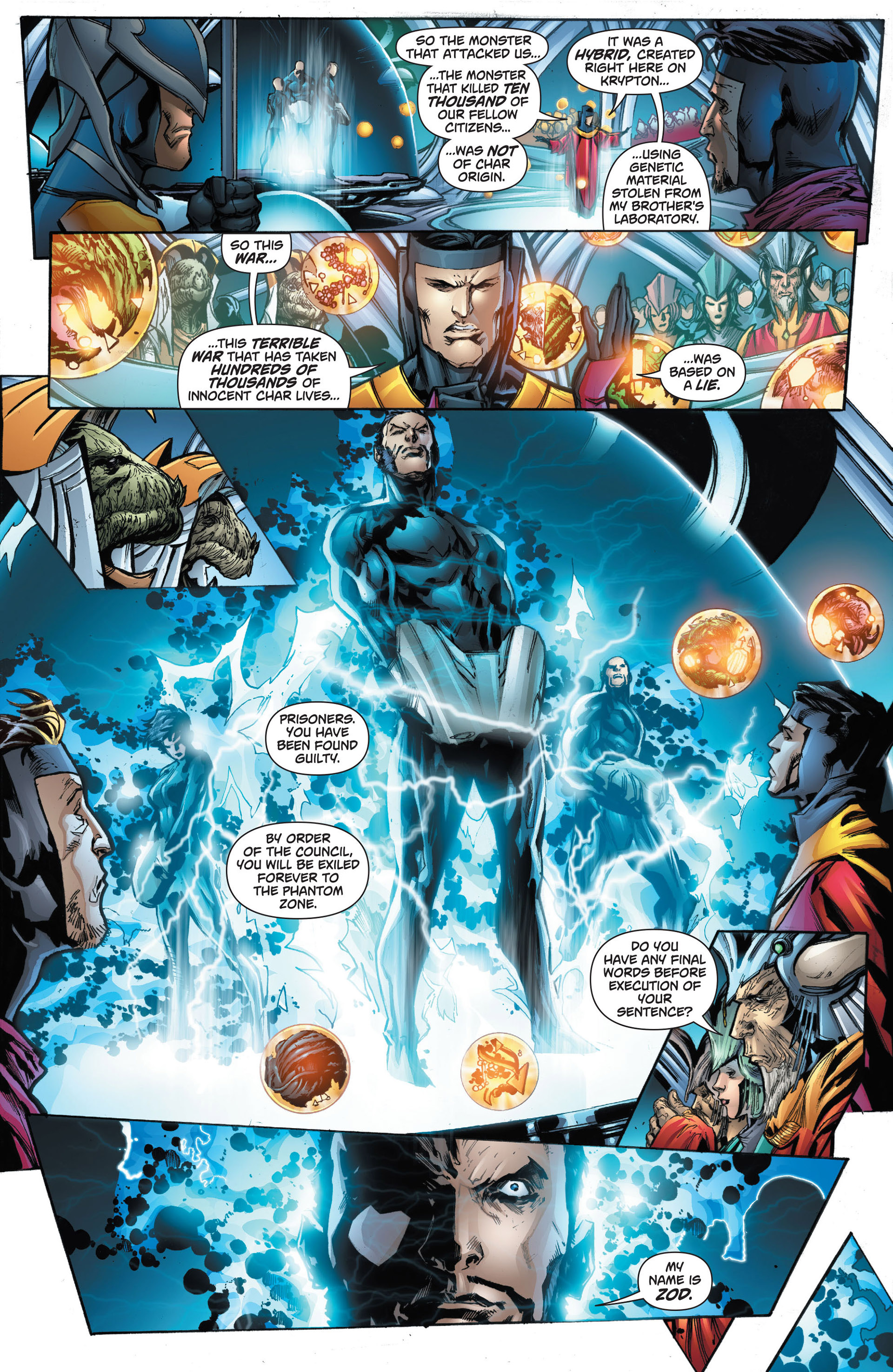 Read online Action Comics (2011) comic -  Issue #23.2 - 18