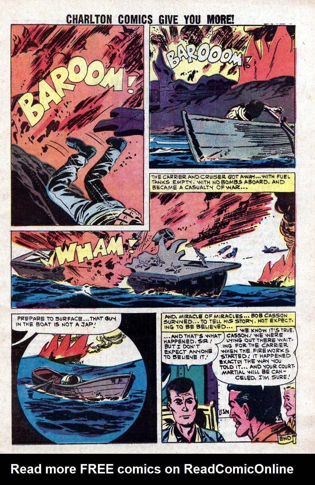 Read online Fightin' Navy comic -  Issue #94 - 23