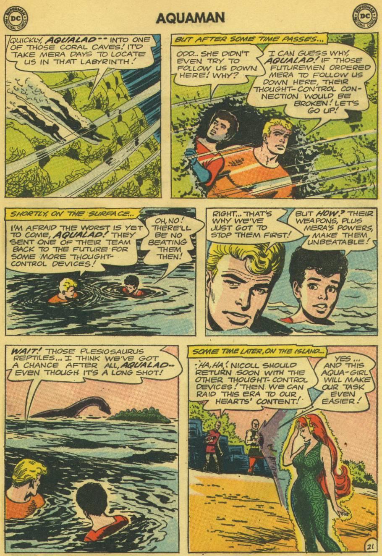 Read online Aquaman (1962) comic -  Issue #13 - 28