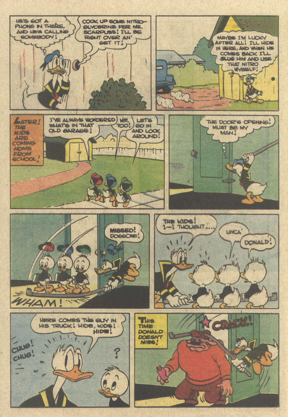 Walt Disney's Donald Duck (1986) issue 272 - Page 12
