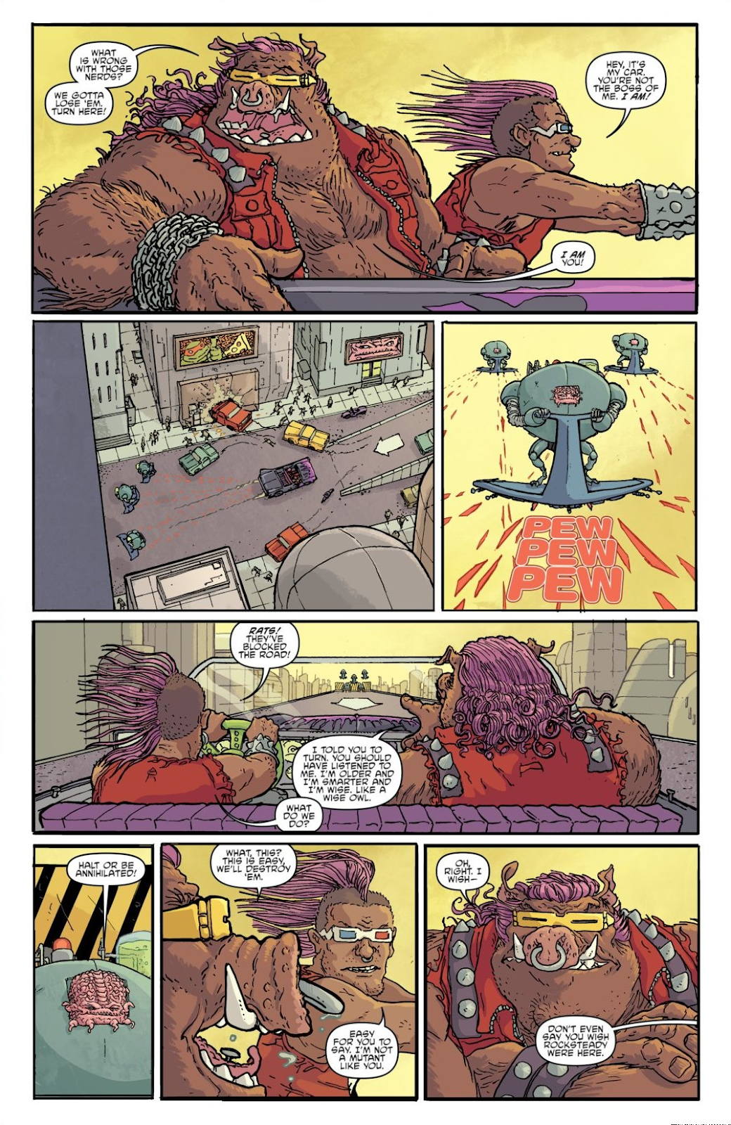 Read online Teenage Mutant Ninja Turtles: The IDW Collection comic -  Issue # TPB 8 (Part 1) - 78