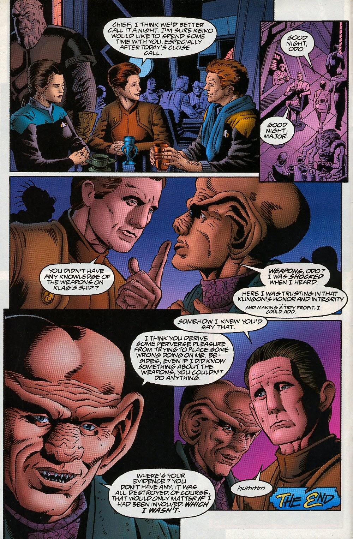Read online Star Trek: Deep Space Nine (1993) comic -  Issue # _Special 1 - 14