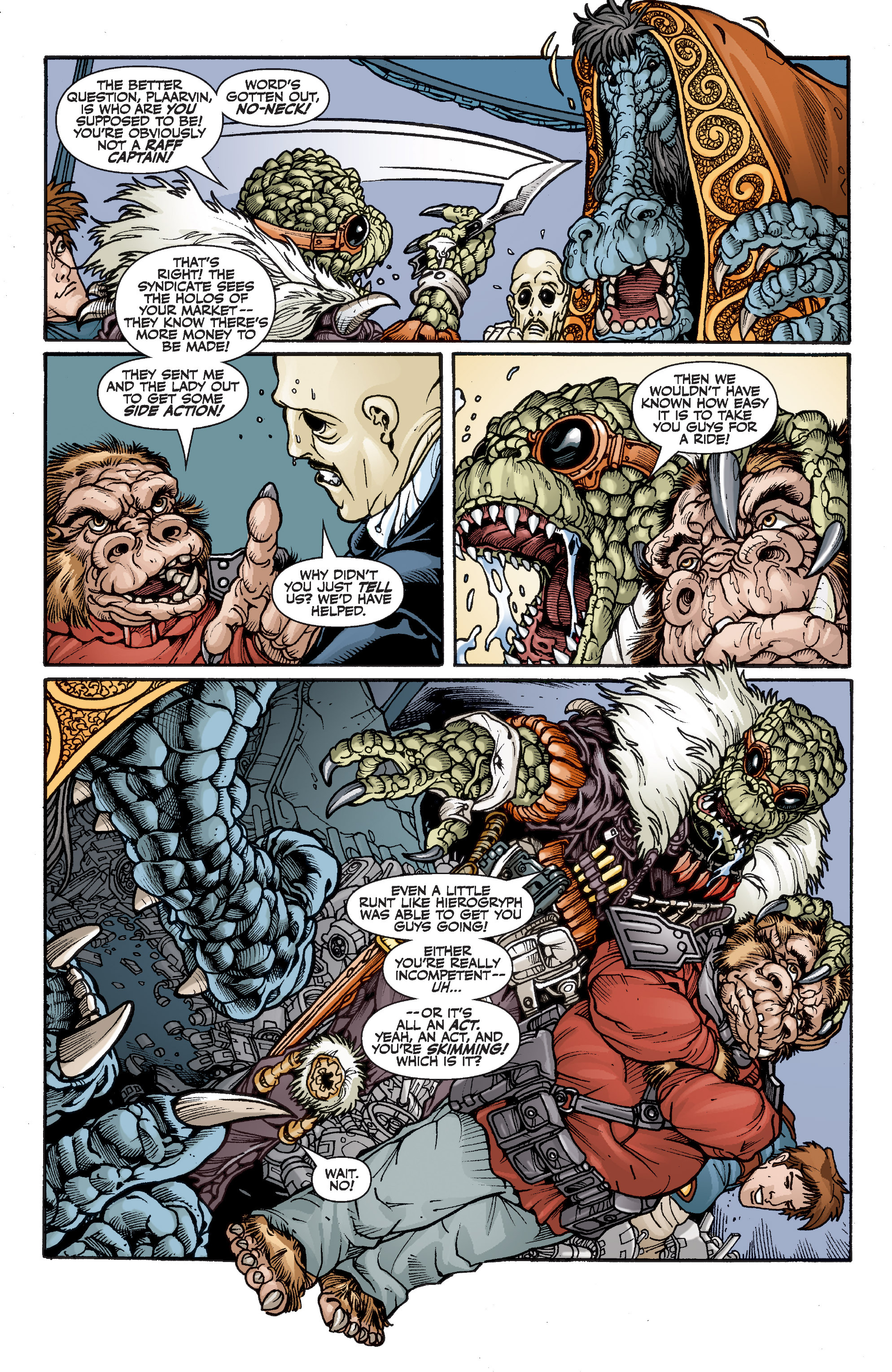 Read online Star Wars Omnibus comic -  Issue # Vol. 32 - 436