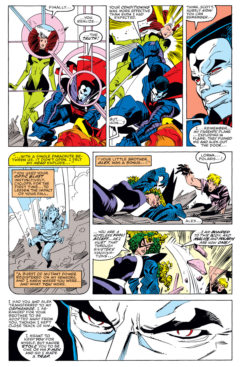 Read online X-Factor (1986) comic -  Issue #39 - 8
