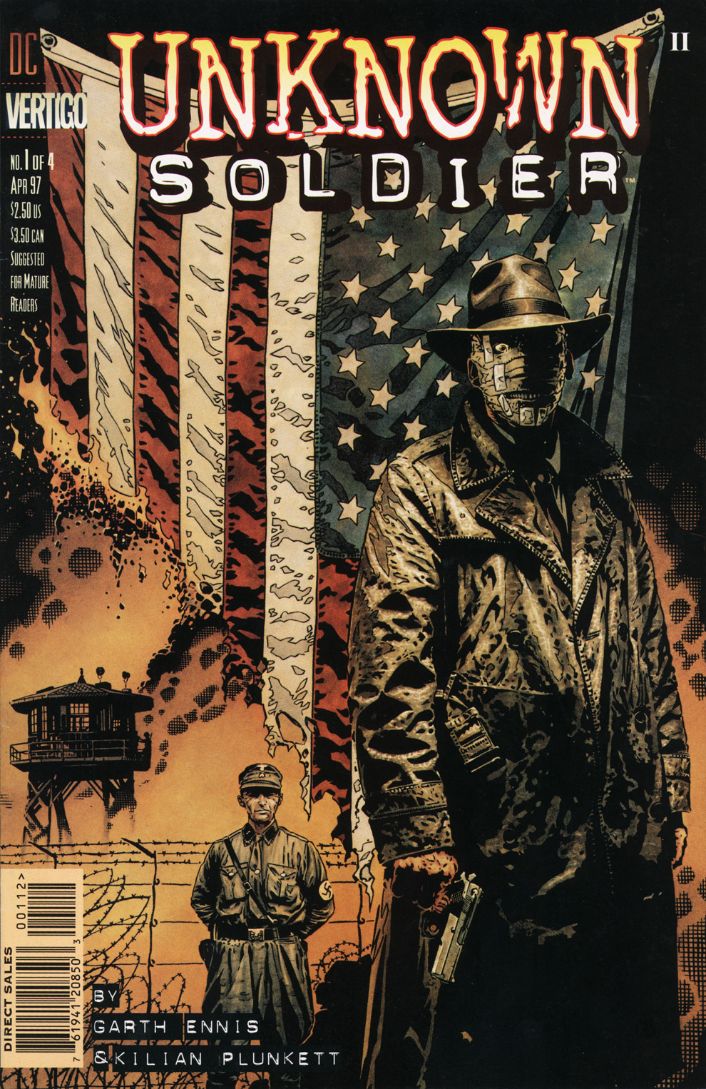 Unknown Soldier (1997) issue 1 - Page 1