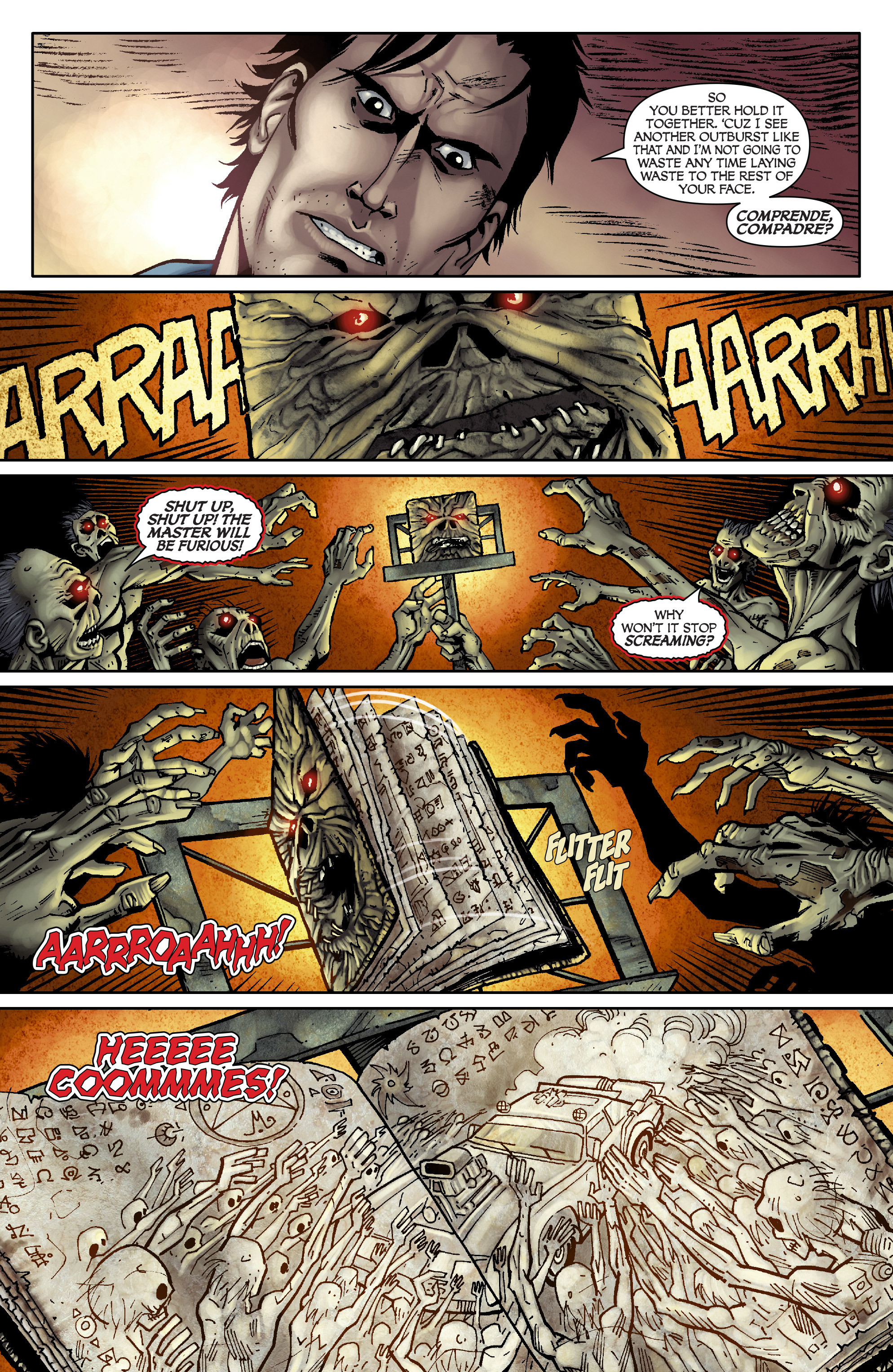 Read online Army of Darkness: From the Ashes comic -  Issue #Army of Darkness: From the Ashes TPB - 36