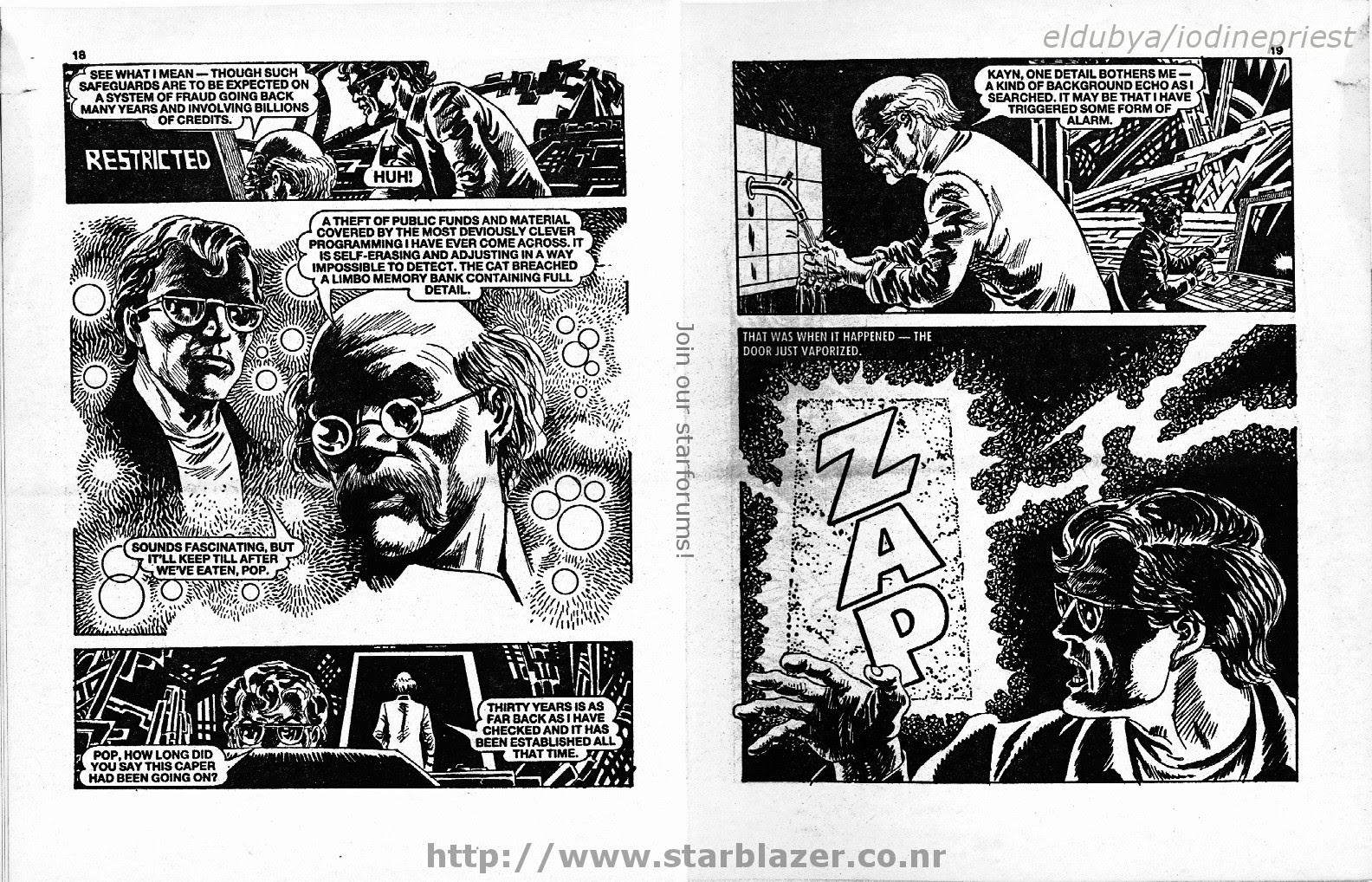 Starblazer issue 252 - Page 11