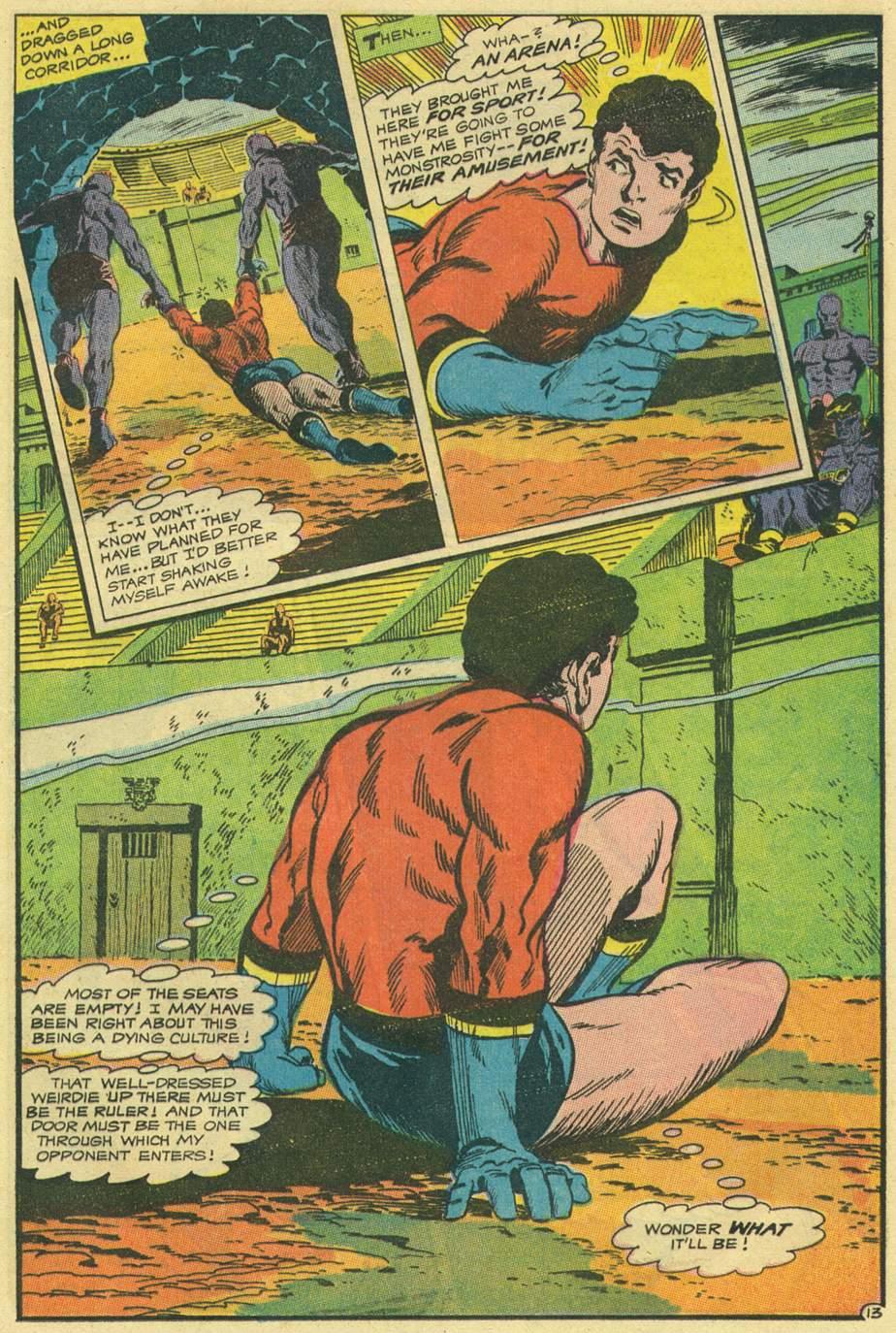 Read online Aquaman (1962) comic -  Issue #43 - 17